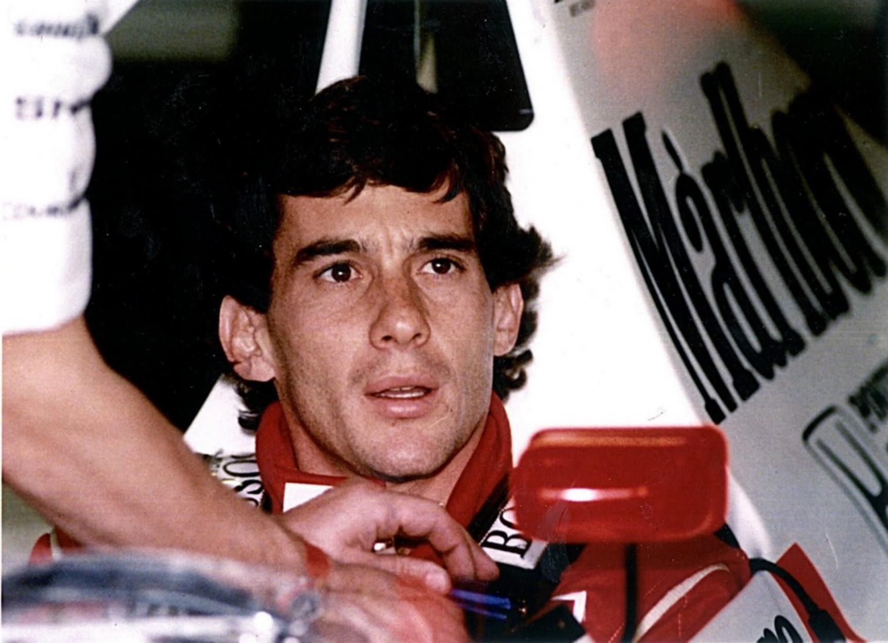 Ένα απίστευτο γιοτ εμπνευσμένο από τον θρύλο της Formula 1, Άιρτον Σένα