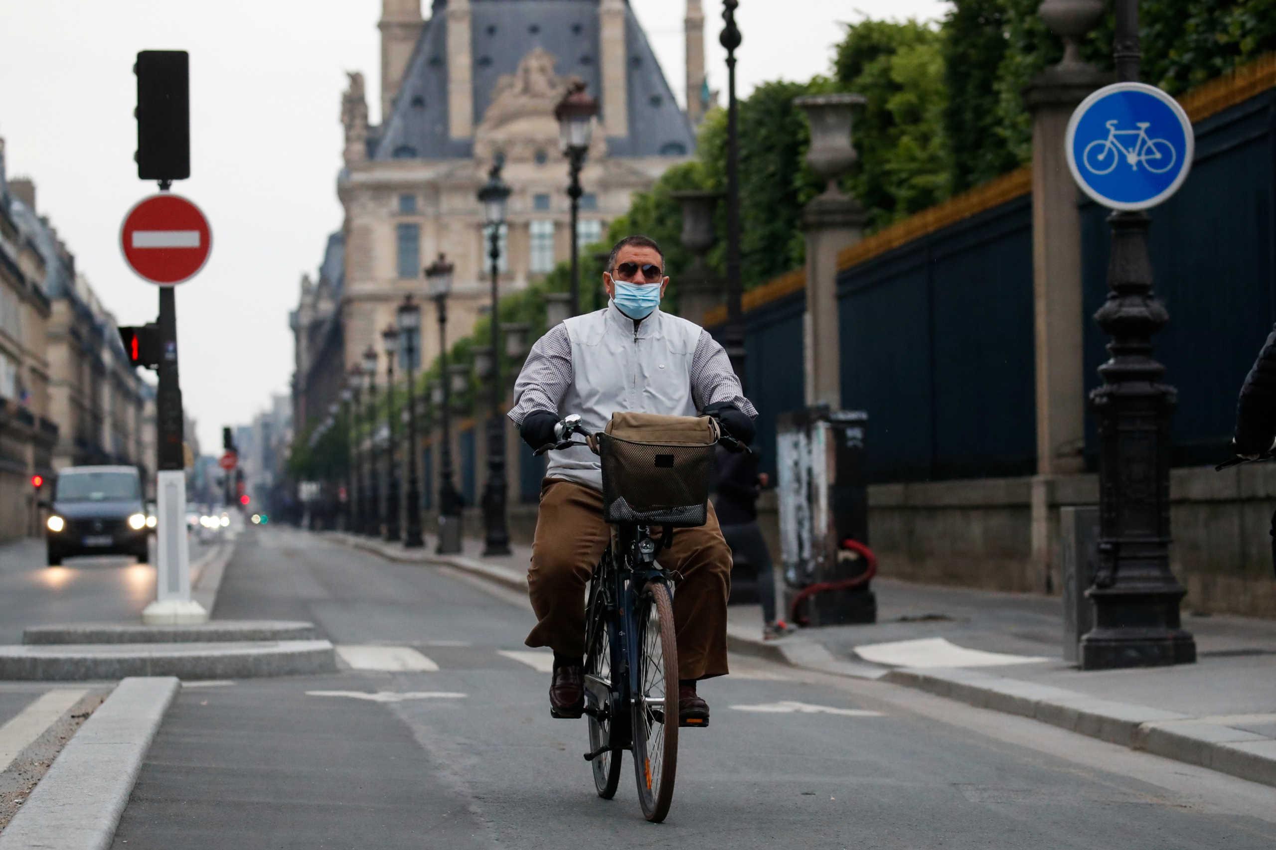 Τα ποδήλατα «όπλο» κατά του κορονοϊού – Πώς περιορίζουν την μετάδοσή του
