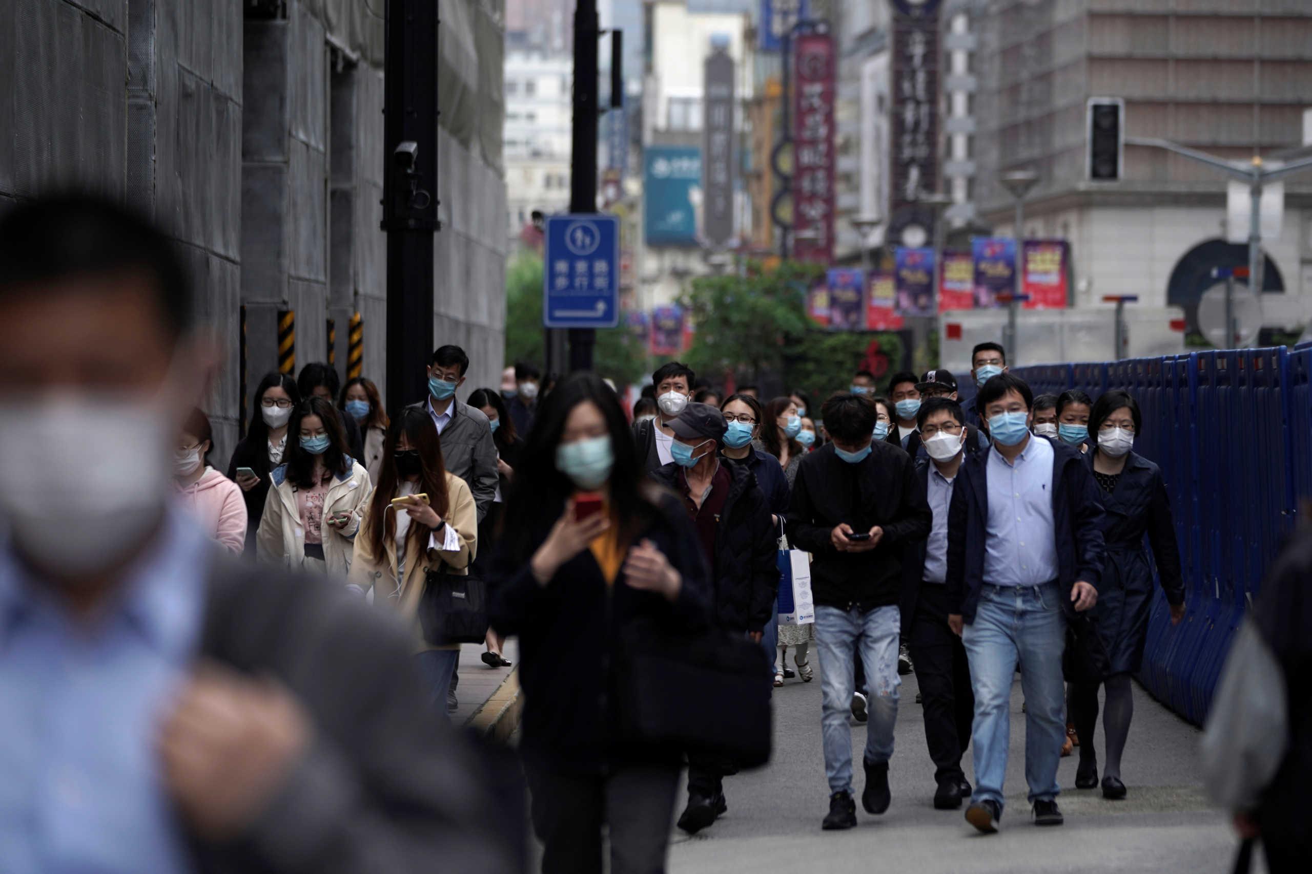 Ο κορονοϊός επιστρέφει στην Κίνα: 103 κρούσματα σε 24 ώρες – Τα περισσότερα από την 30ή Ιουλίου