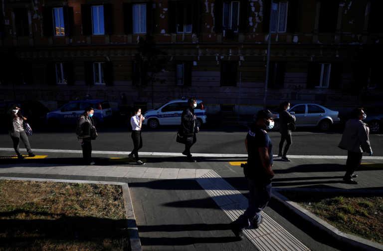 Μέτρα στήριξης 55 δισεκατομμυρίων ευρώ για πολίτες και επιχειρήσεις ανακοίνωσε η Ιταλία