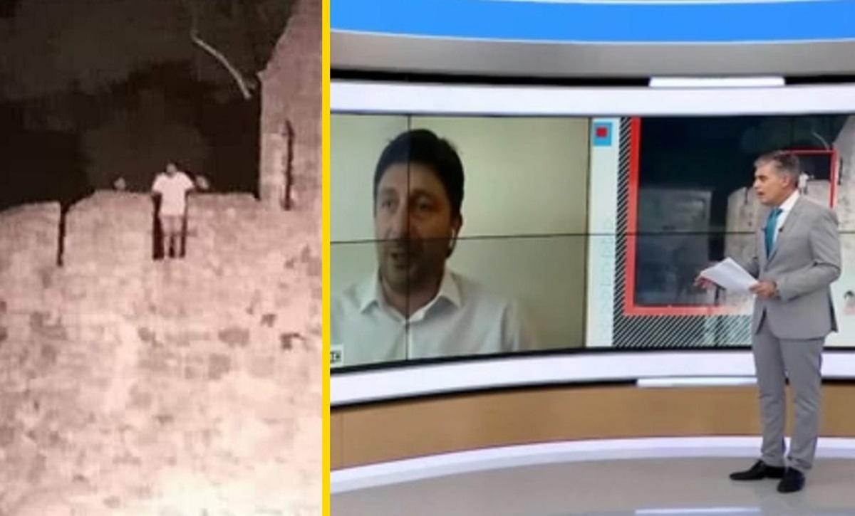 """Συγκλονιστική μαρτυρία στο LiveNews: """"Το παιδί έπεσε με το κεφάλι! Λέω πάει πέθανε""""!"""