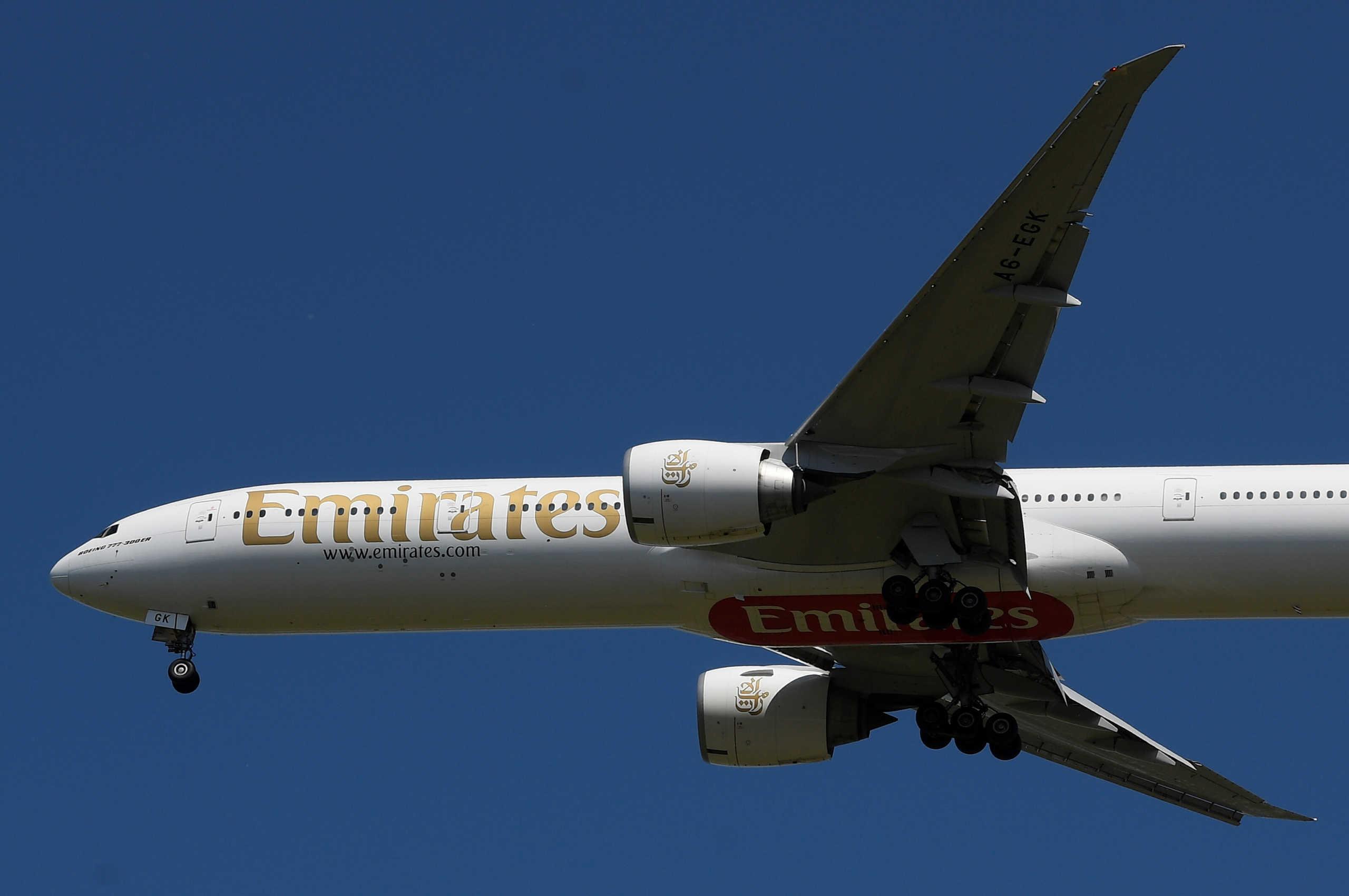 Emirates: Ξεκινάει πτήσεις, ποια είναι τα μέτρα ασφαλείας κατά του κορονοϊού
