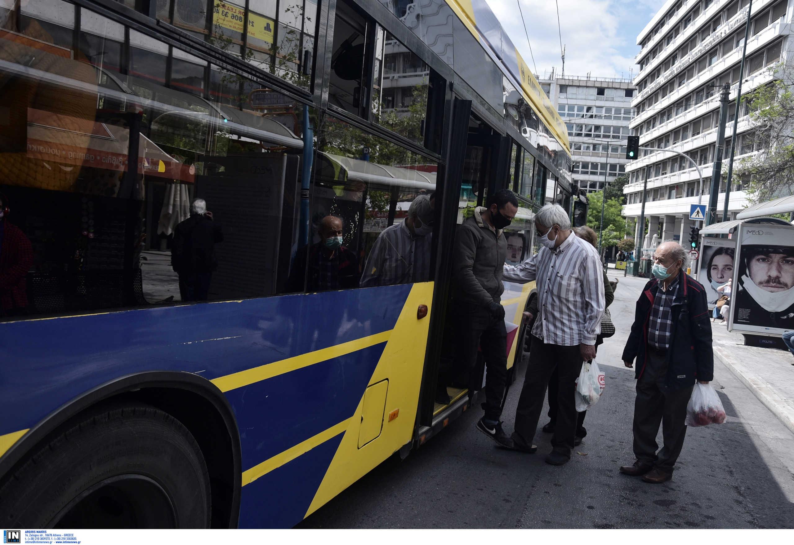 Το τέλος της καραντίνας έφερε αύξηση 82% της επιβατικής κίνησης στα μέσα μεταφοράς