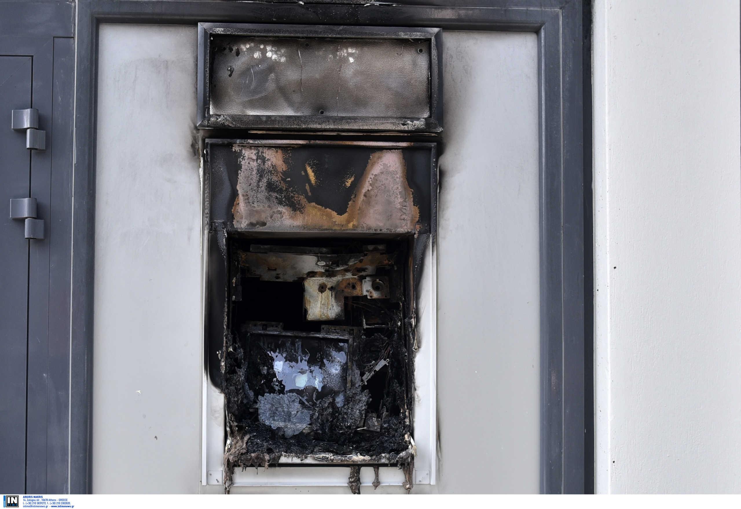 Ανάληψη ευθύνης για τις εμπρηστικές επιθέσεις σε σούπερ μάρκετ, ATM και εταιρείες κούριερ