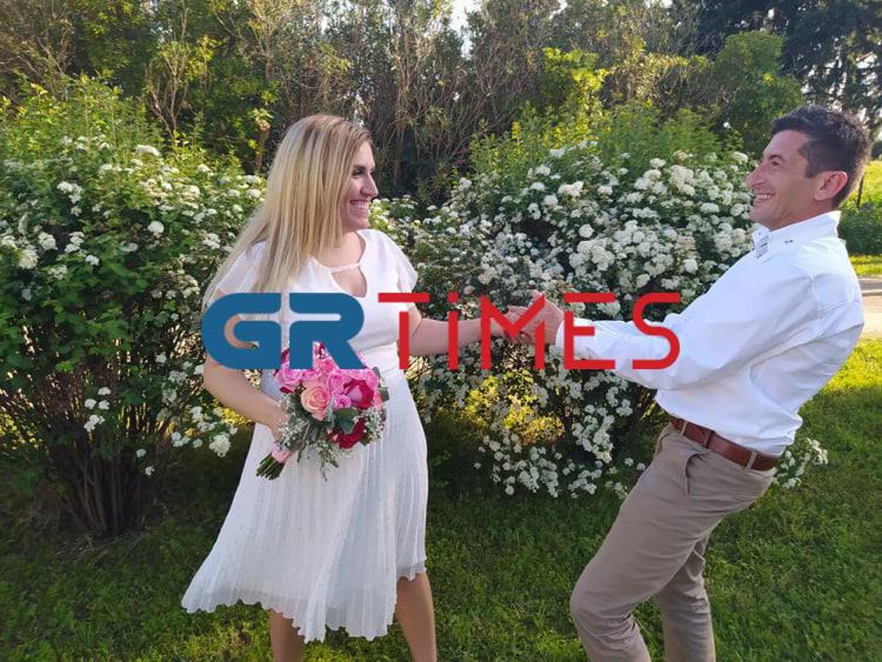 Θεσσαλονίκη: Ο γάμος, η νύφη και οι ντελιβεράδες! Παντρεύτηκαν με τρόπο που δεν φαντάζονταν ποτέ (Φωτό)