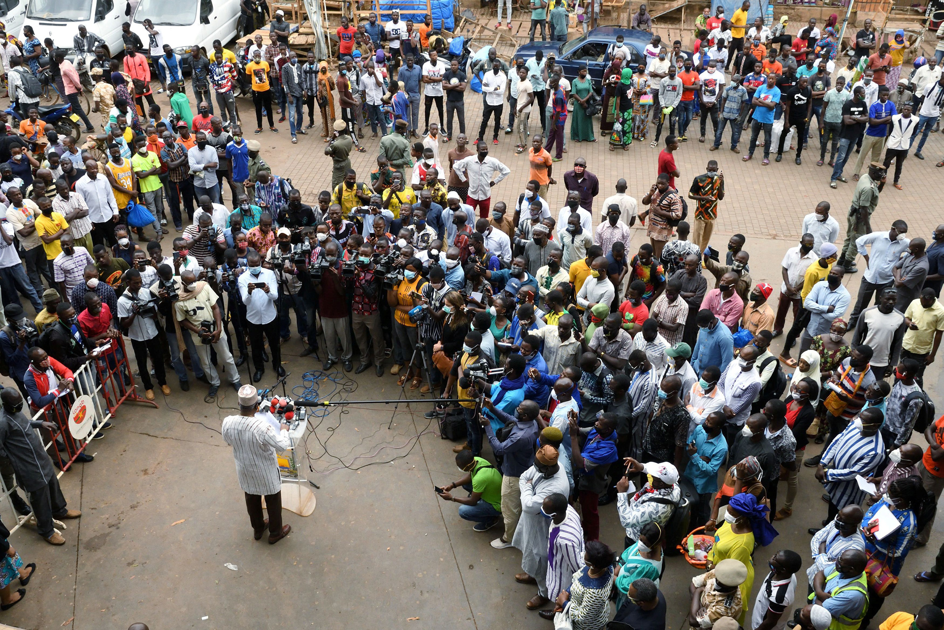 Κορονοϊός: Πάνω από 500 εργάτες σε βιομηχανία στη Γκάνα βρέθηκαν θετικοί