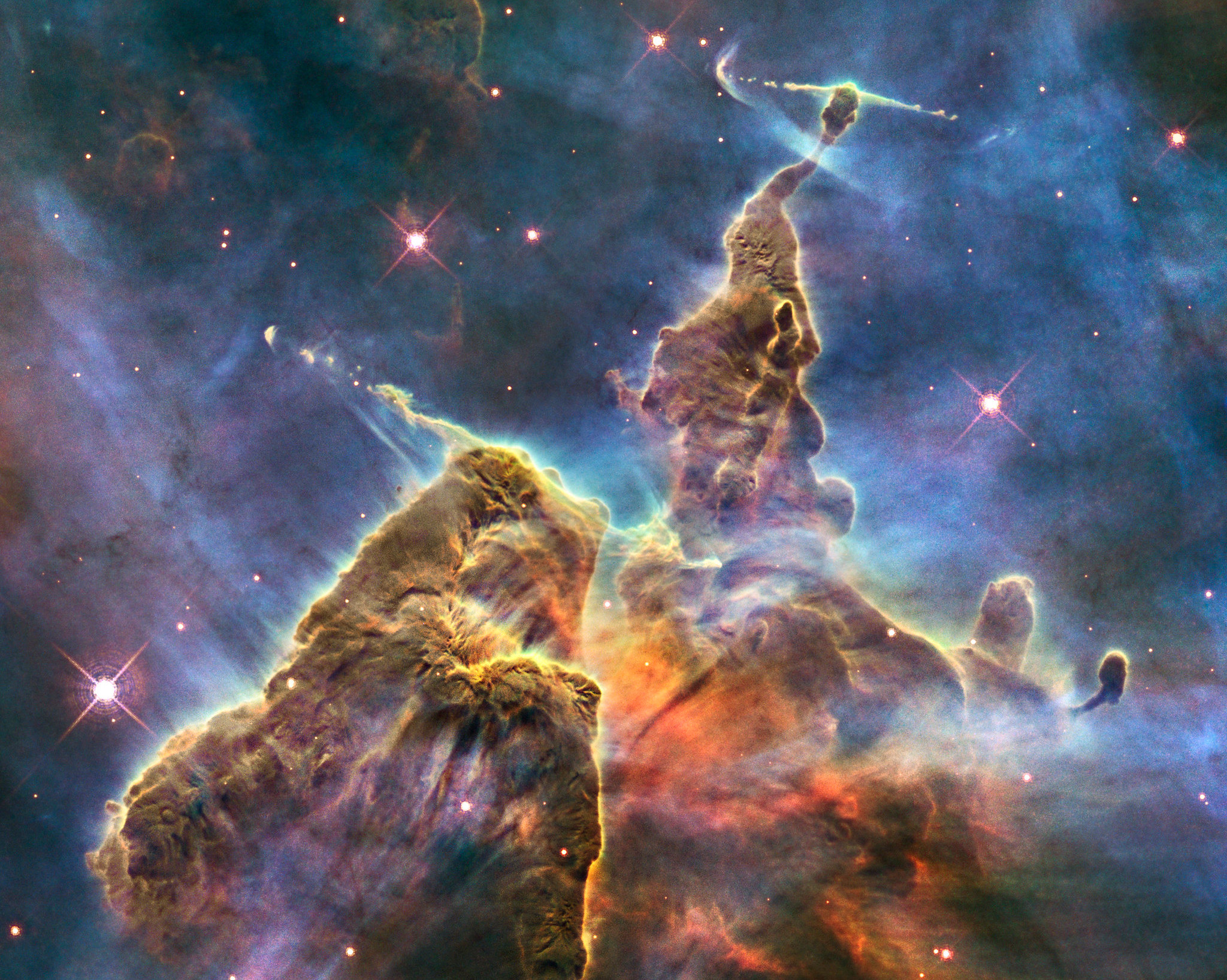 30 χρόνια τηλεσκόπιο Hubble μέσα από 30 αδιανόητα όμορφες εικόνες του διαστήματος
