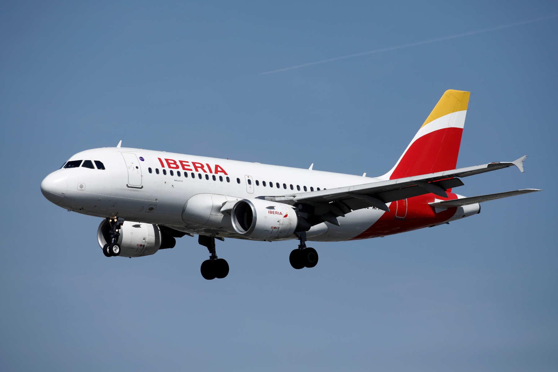 Μηνύουν την Iberia για μη τήρηση των υγειονομικών μέτρων κατά του κορονοϊού