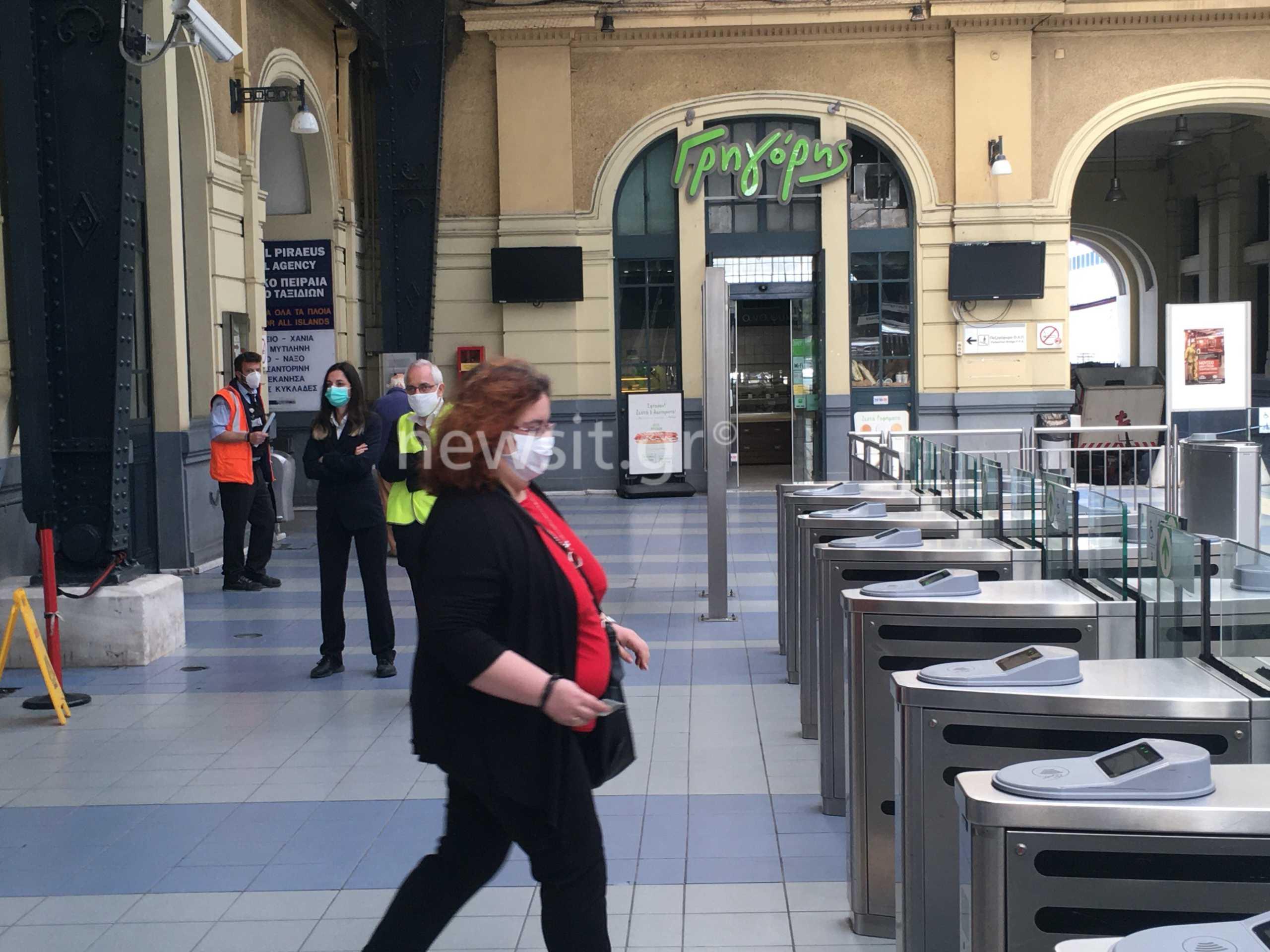 Μουδιασμένοι επιβάτες και κανείς χωρίς μάσκα! Αυτή είναι η εικόνα σήμερα στα Μέσα Μαζικής Μεταφοράς