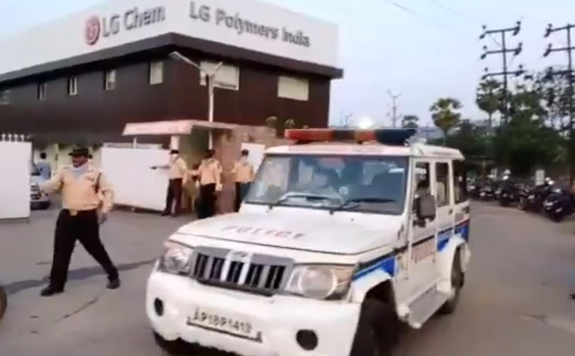 Ινδία: Διαρροή αερίου σε εργοστάσιο της LG! 9 νεκροί και 1000 τραυματίες (video)