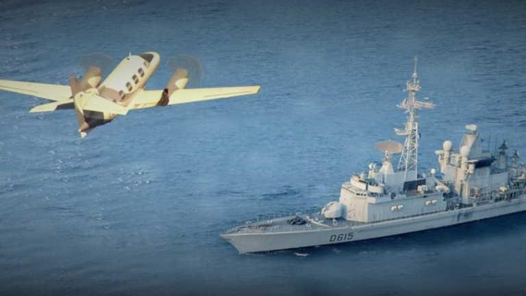 Η Άγκυρα εμπόδισε τον έλεγχο ύποπτου τουρκικού πλοίου από γερμανική φρεγάτα στα ανοιχτά της Λιβύης!