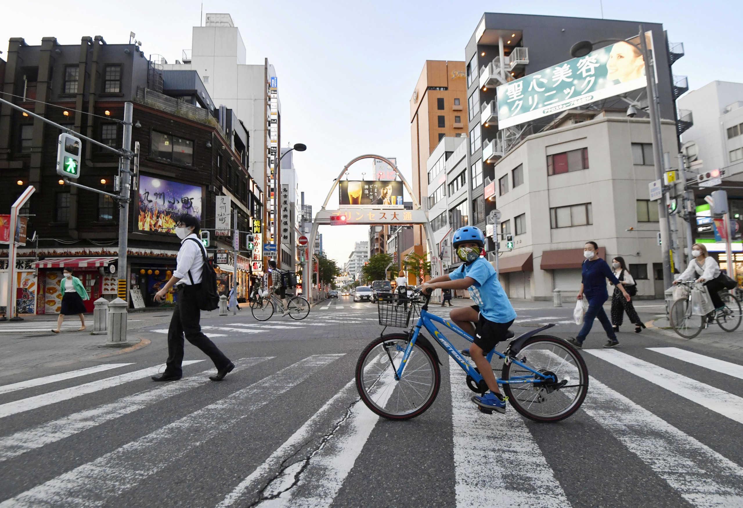 Κορονοϊός: Επιστροφή στην κανονικότητα για τις περισσότερες περιοχές στην Ιαπωνία