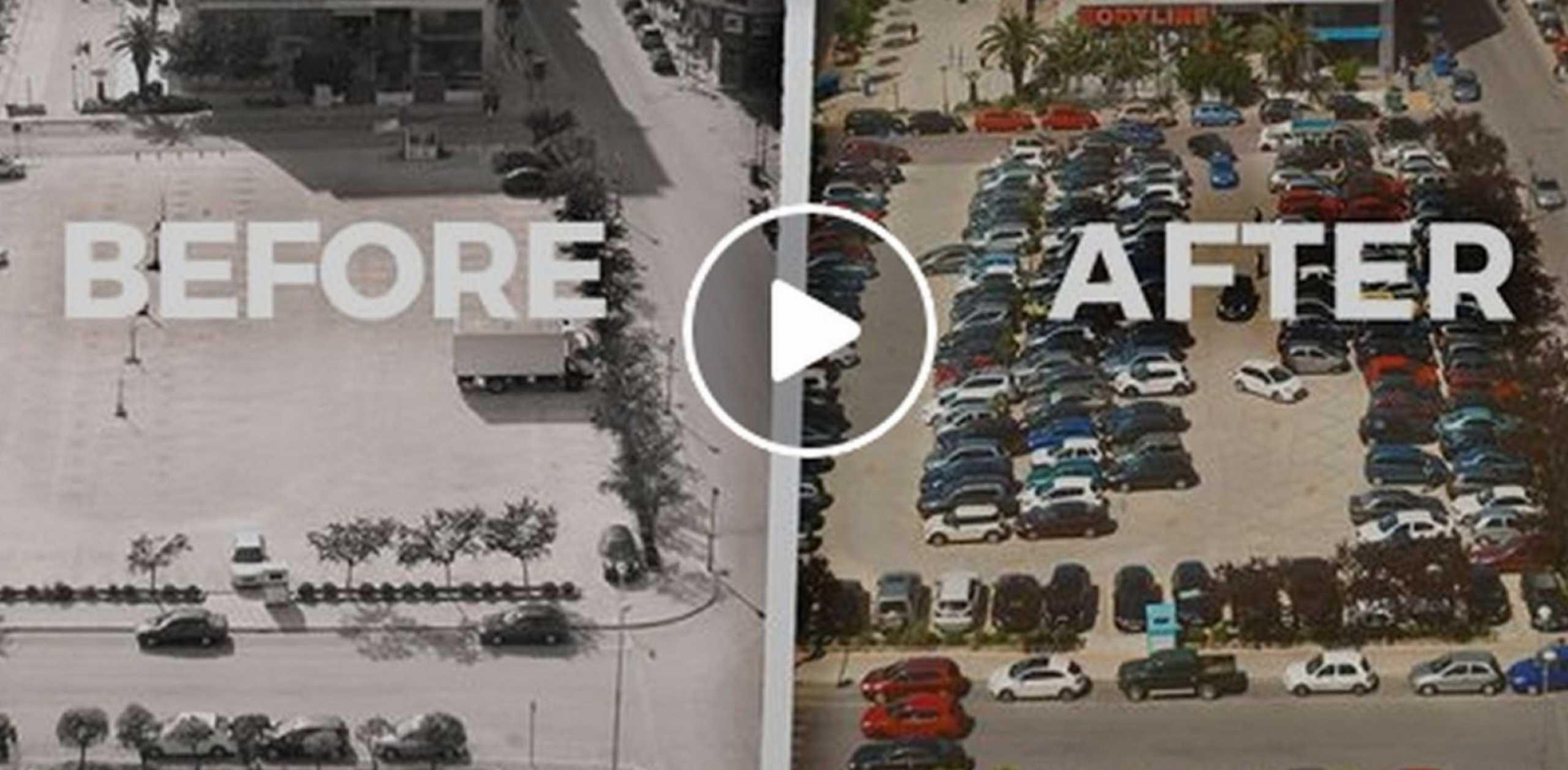 Καβάλα: Εκπληκτικό βίντεο με τη ζωή πριν και μετά την καραντίνα! Ο κορονοϊός άλλαξε τα ίδια τοπία (Βίντεο)
