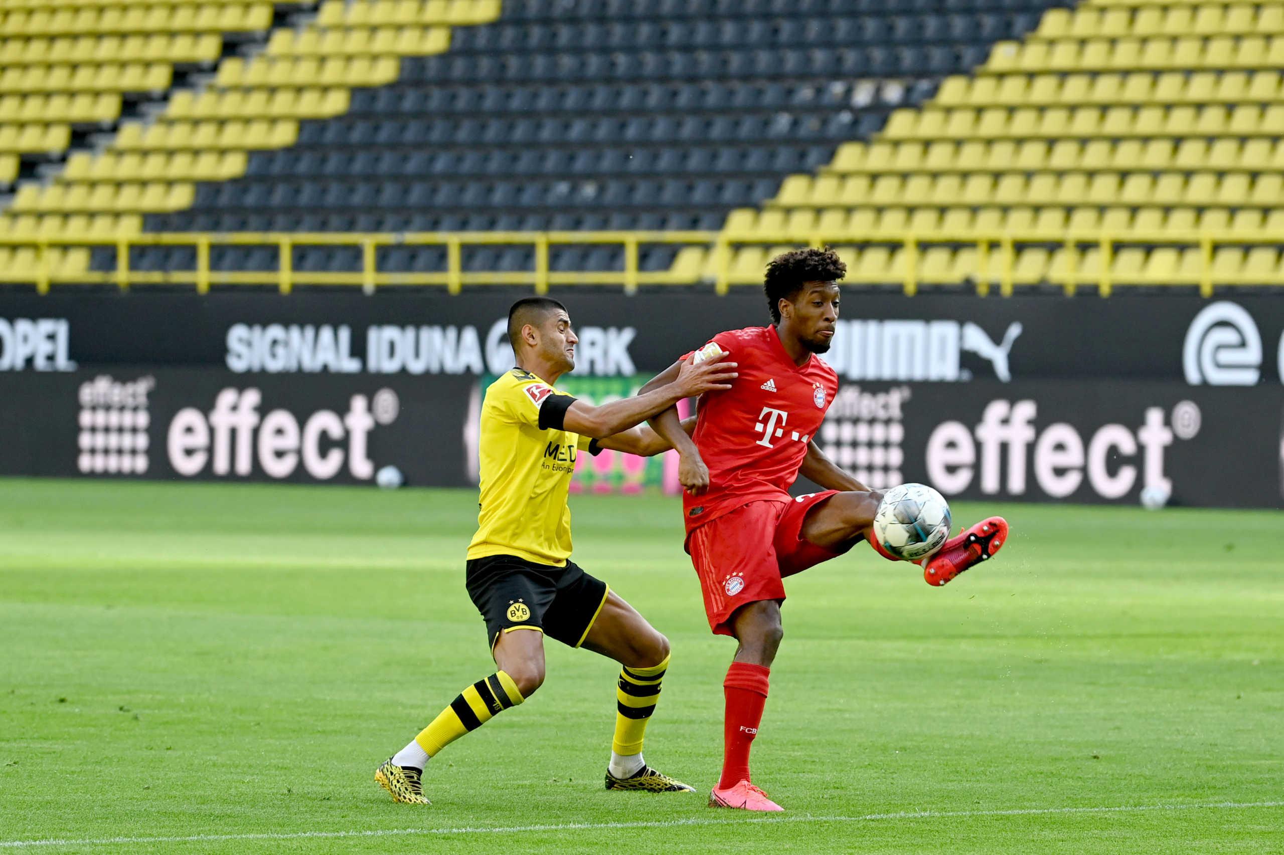 Bundesliga: Γκολάρα με… γκέλα στο ντέρμπι τίτλου της Γερμανίας (video)