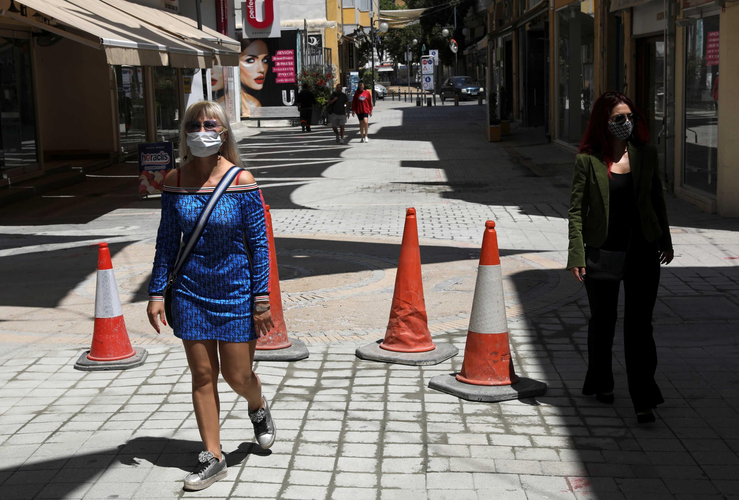 Κύπρος: Ένας νεκρός και 103 νέα κρούσματα κορονοϊού