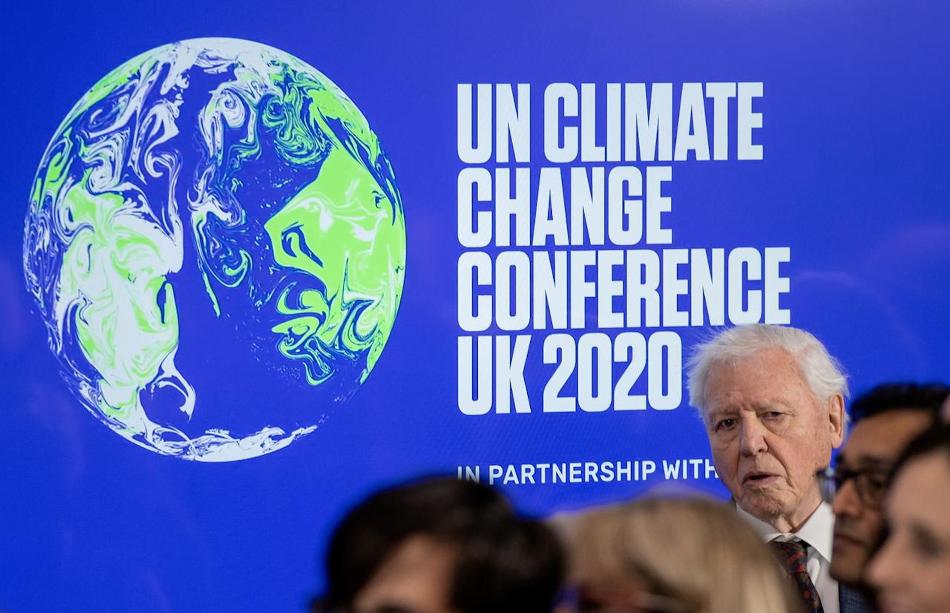 Η σύνοδος για το κλίμα αναβλήθηκε για… το τέλος του 2021!