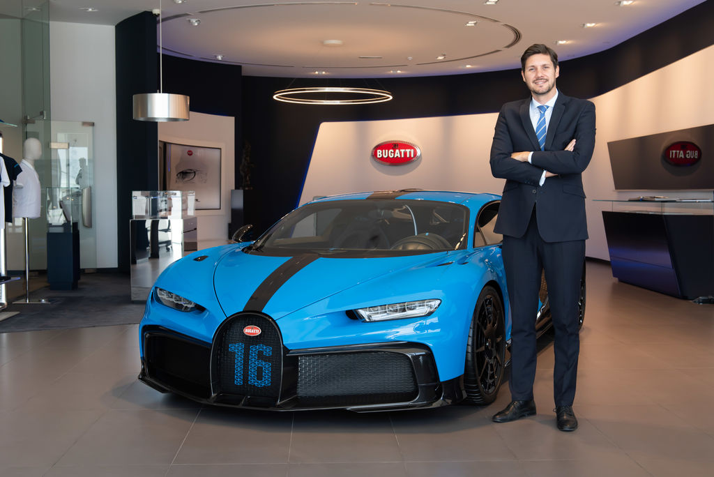 Η επιτυχία της Bugatti στη Μέση Ανατολή έχει ελληνική υπογραφή!
