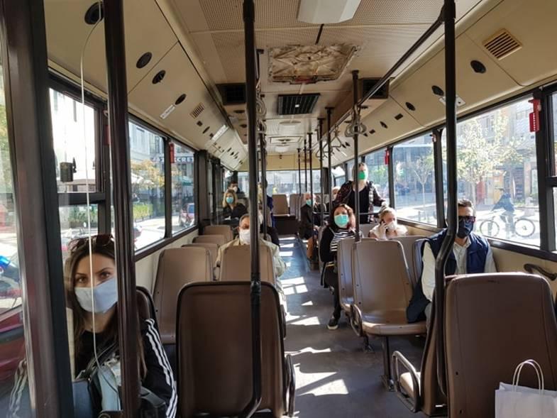 """Θεσσαλονίκη: Καταγγελίες για μειωμένα δρομολόγια στα λεωφορεία του ΟΑΣΘ! """"Ψέματα και μισές αλήθειες"""""""