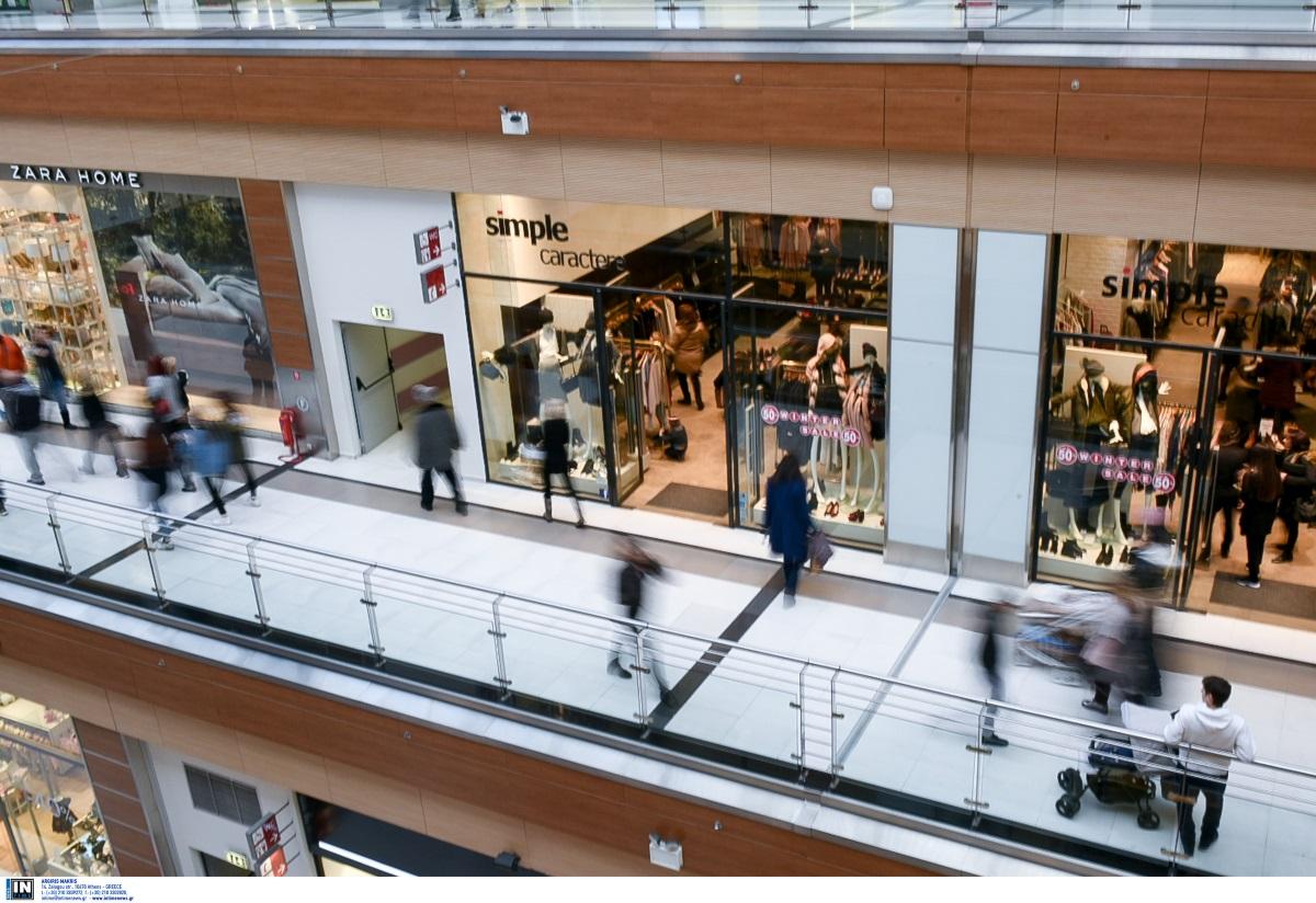 Την Δευτέρα ανοίγουν τα εμπορικά κέντρα – Αυτοί είναι οι κανόνες