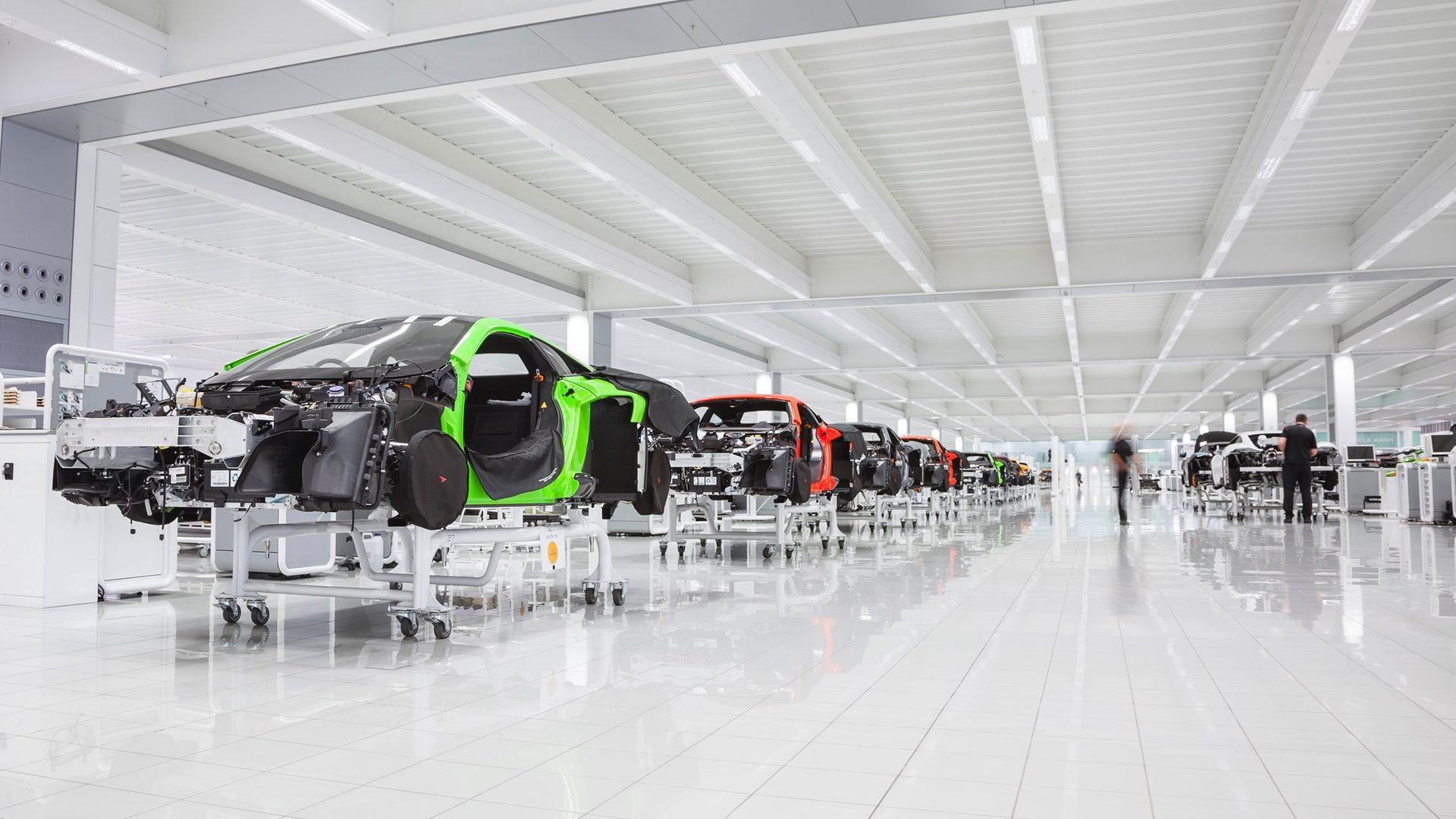 Η McLaren ετοιμάζεται για 1.200 απολύσεις