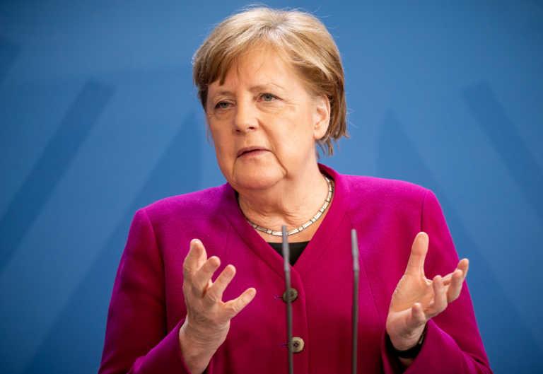 Μέρκελ για Ταμείο Ανάκαμψης: «Πηγαίνω στις Βρυξέλλες για να πετύχω συμφωνία»