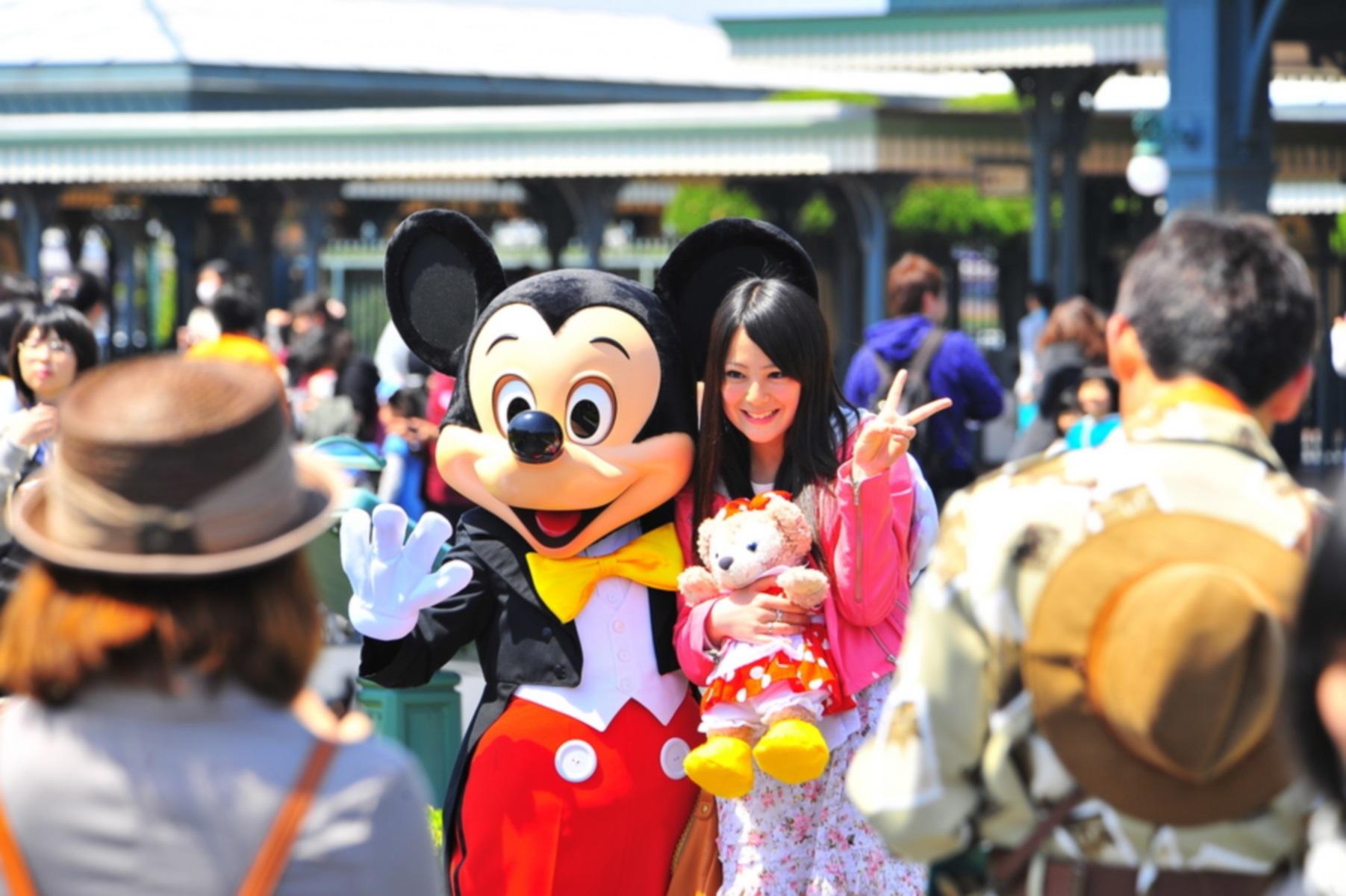 Κορονοϊός: Ανοίγει ξανά η Disneyland στη Σαγκάη αλλά με… ειδικές συνθήκες