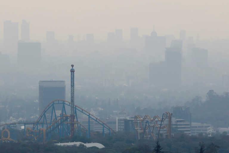 Ο κορονοϊός μείωσε τις εκπομπές του διοξειδίου του άνθρακα κατά 7% το 2020