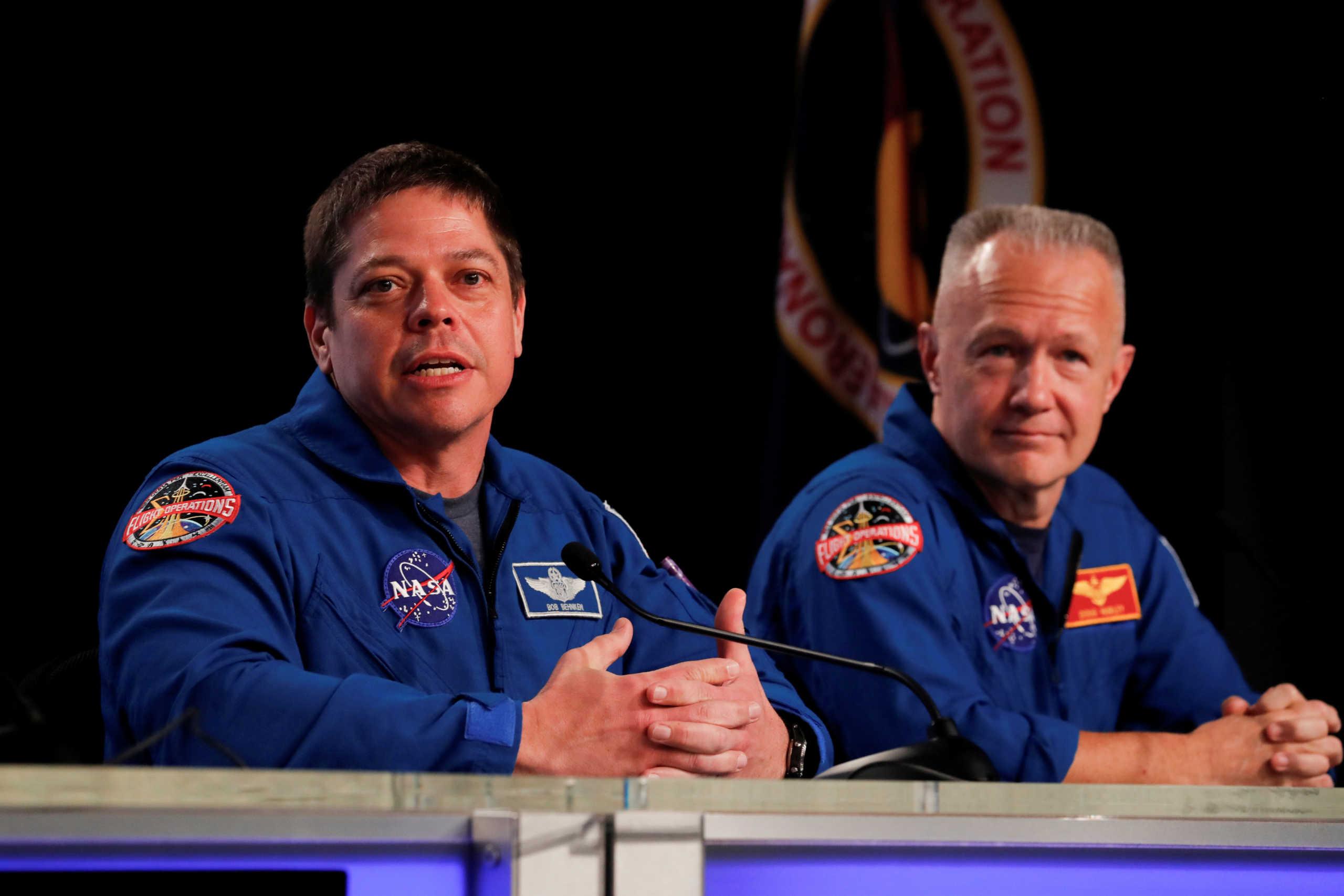NASA: Από τα υπερηχητικά τζετ στο διάστημα – Ποια τα μέλη της ιστορικής αποστολής SpaceX