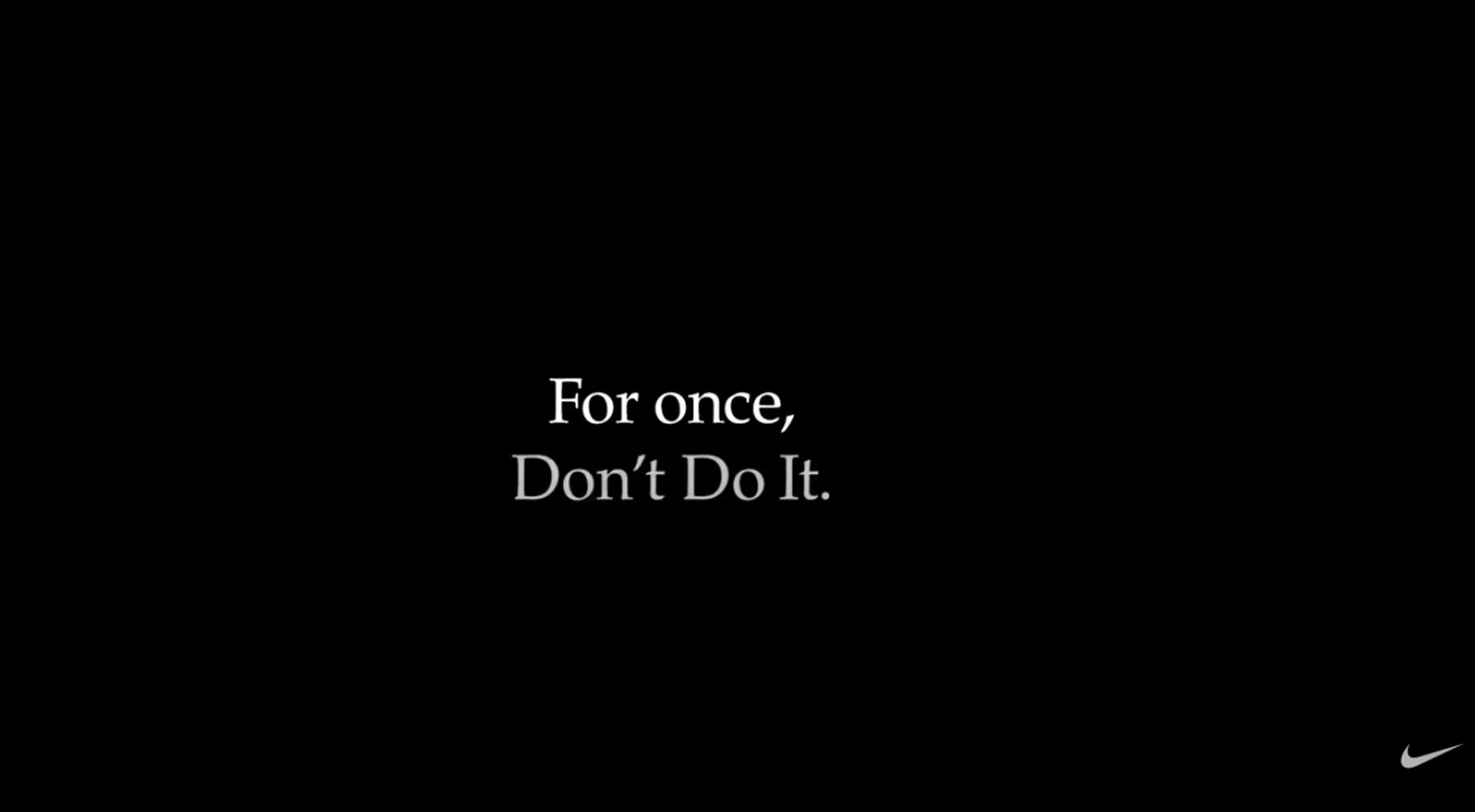 Don't Do It: Συγκλονίζει η Nike για τον Τζόρτζ Φλόιντ και η Adidas κάνει… retweet