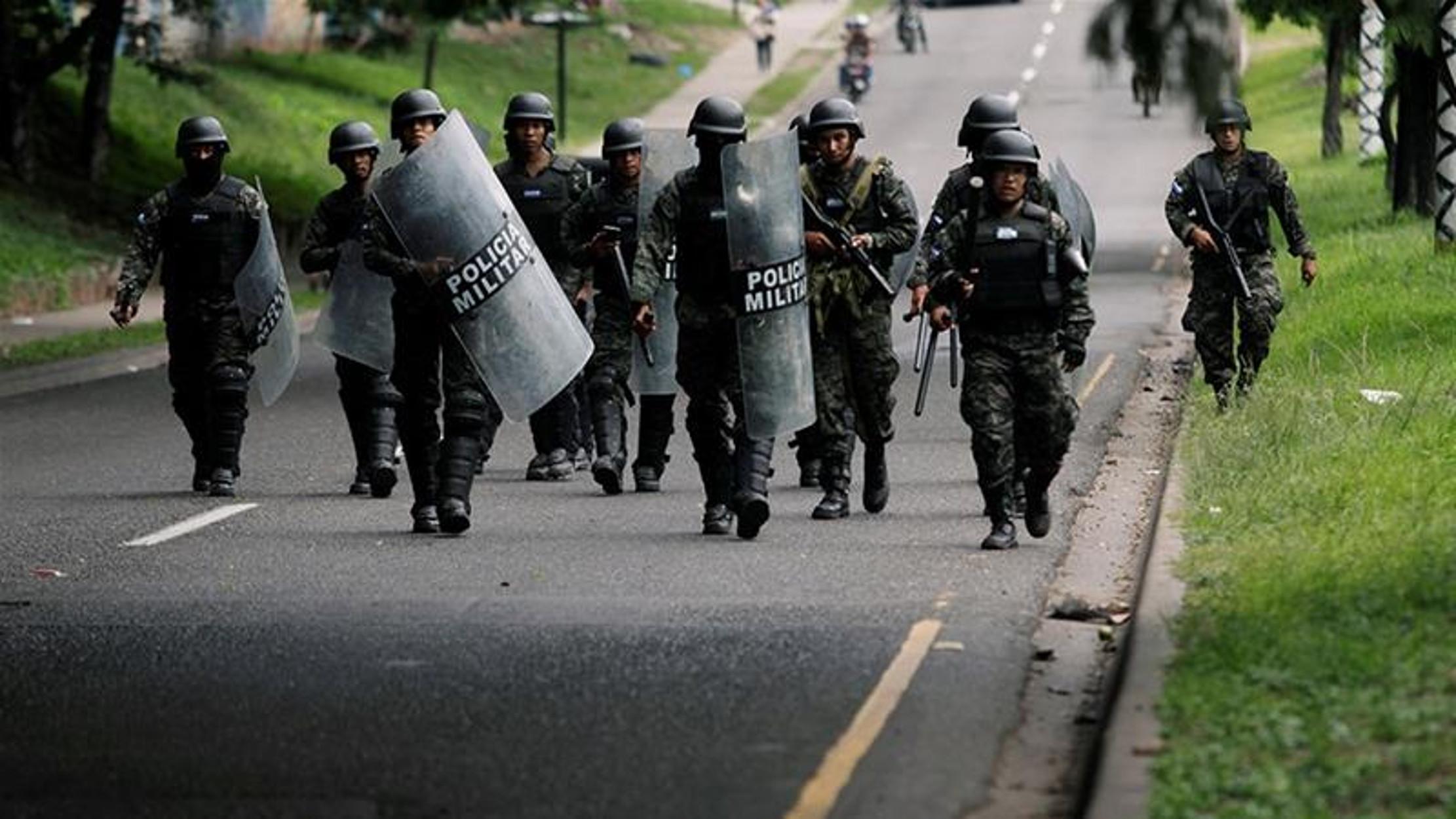 Ονδούρα: Μπλόκο κατοίκων σε… νεκρούς του κορονοϊού! Δεν αφήνουν να ταφούν στην περιοχή τους