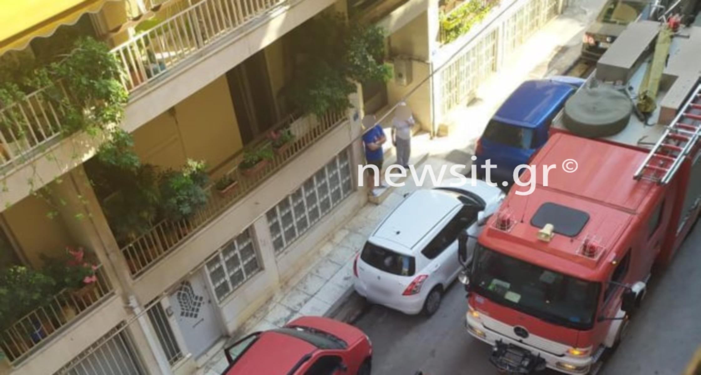 Τραγωδία στο Παγκράτι: Ασανσέρ καταπλάκωσε και τραυμάτισε σοβαρά συντηρητή