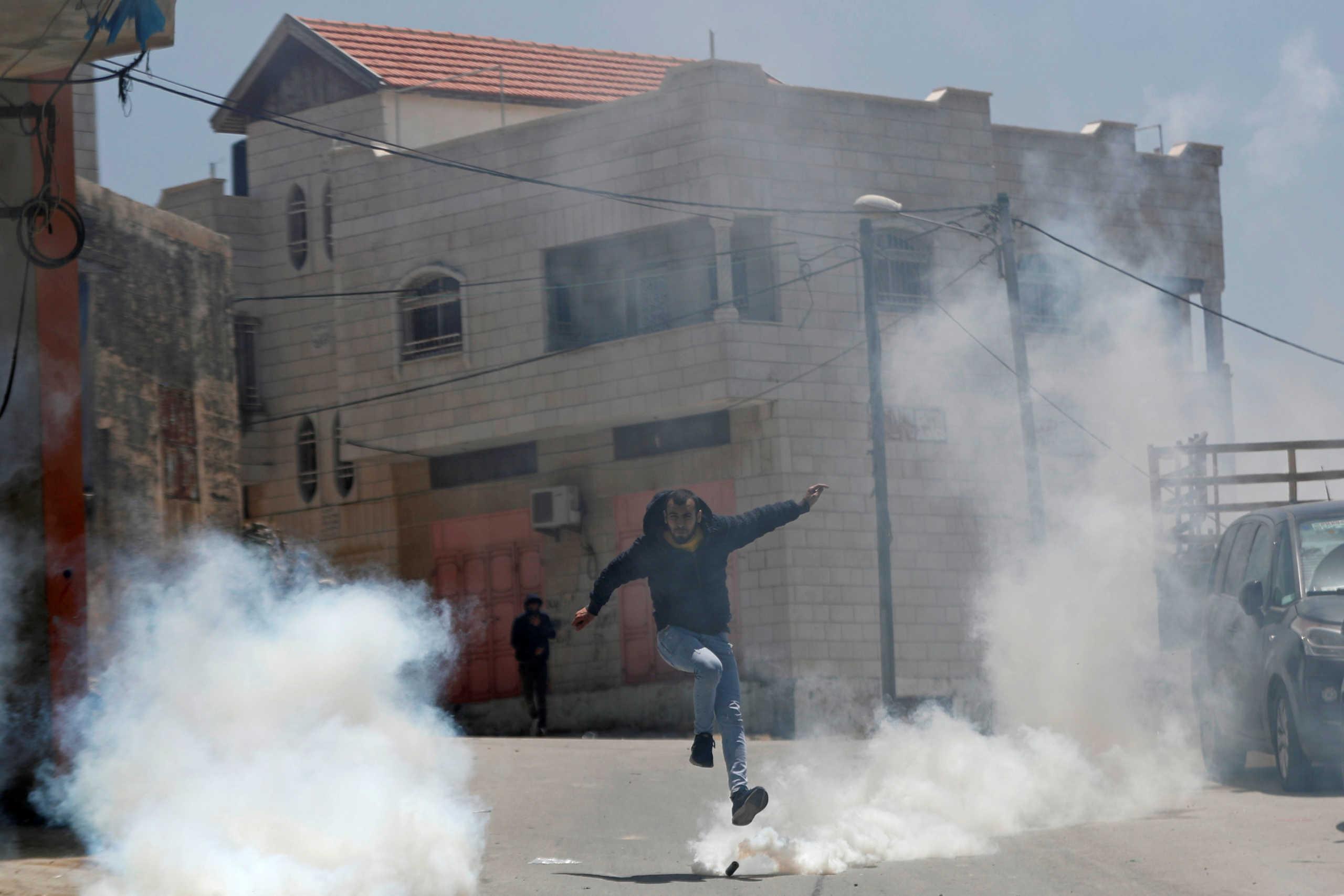 Στο Ισραήλ ο Πομπέο για την προσάρτηση εδαφών στην Δυτική Όχθη – Νεκρός έφηβος Παλαιστίνιος από σφαίρες