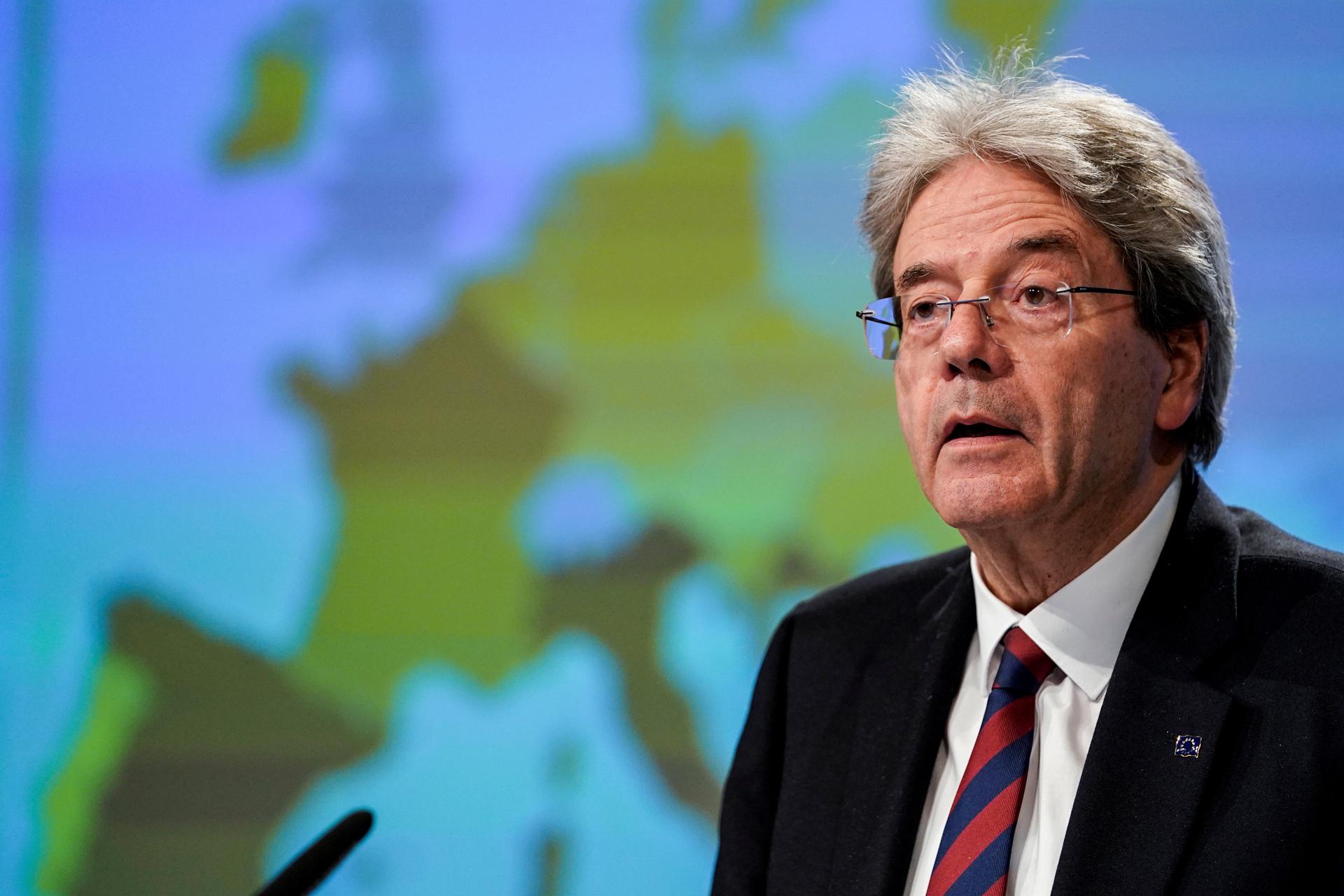 Τζεντιλόνι: Υπάρχει εμπιστοσύνη για τη βιωσιμότητα του ελληνικού χρέους