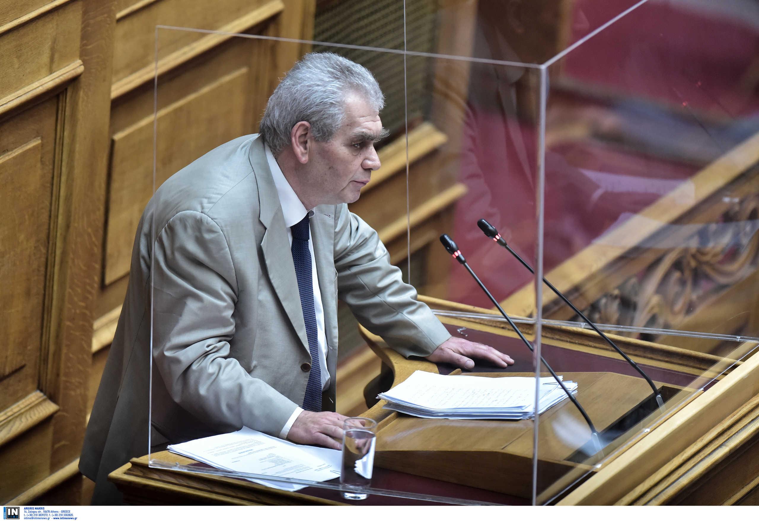 Βουλή: Μυστική ψηφοφορία για τον Παπαγγελόπουλο