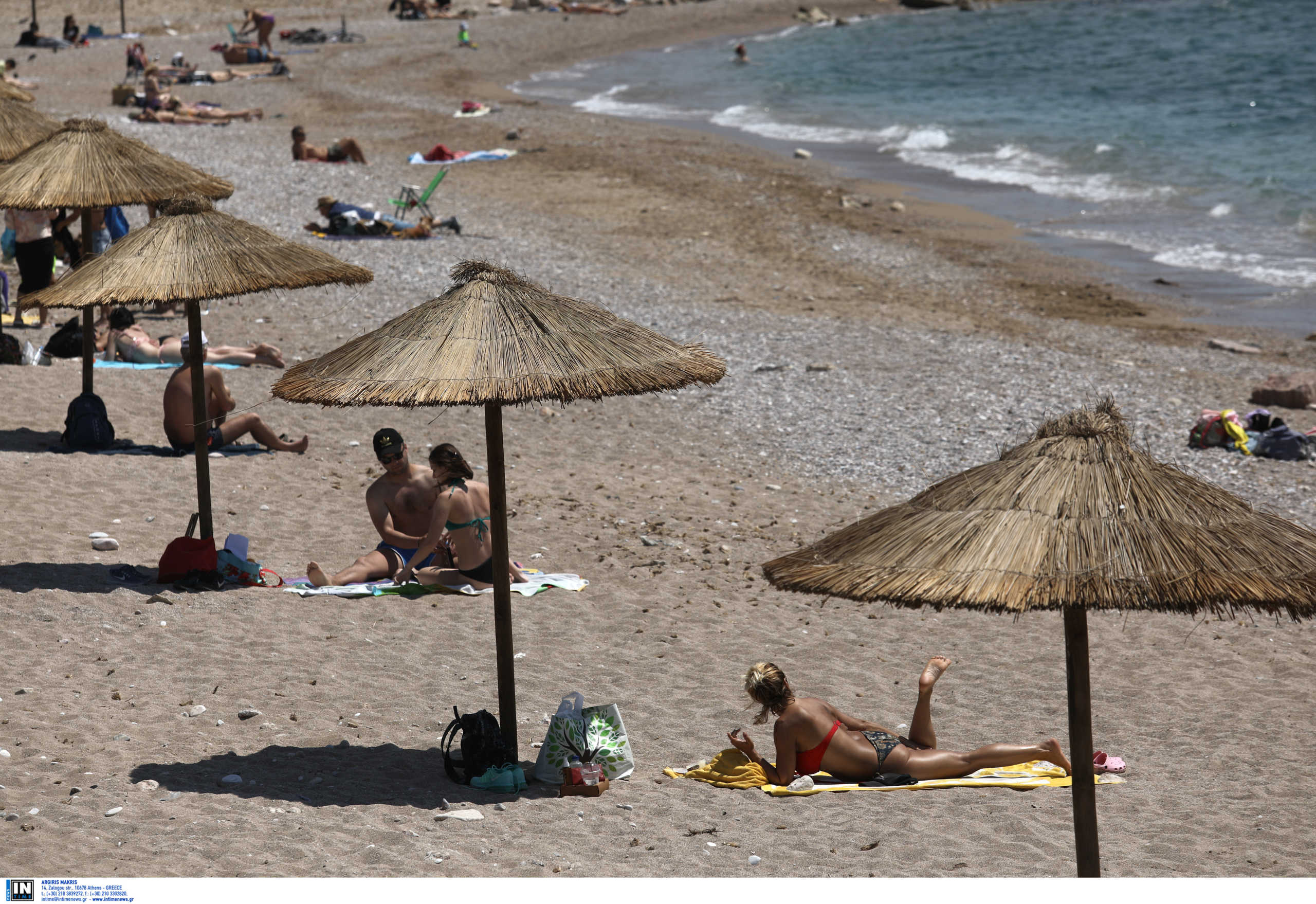 Καιρός: Παγκόσμιο ρεκόρ ζέστης θα κάνει τις επόμενες ημέρες η Ελλάδα