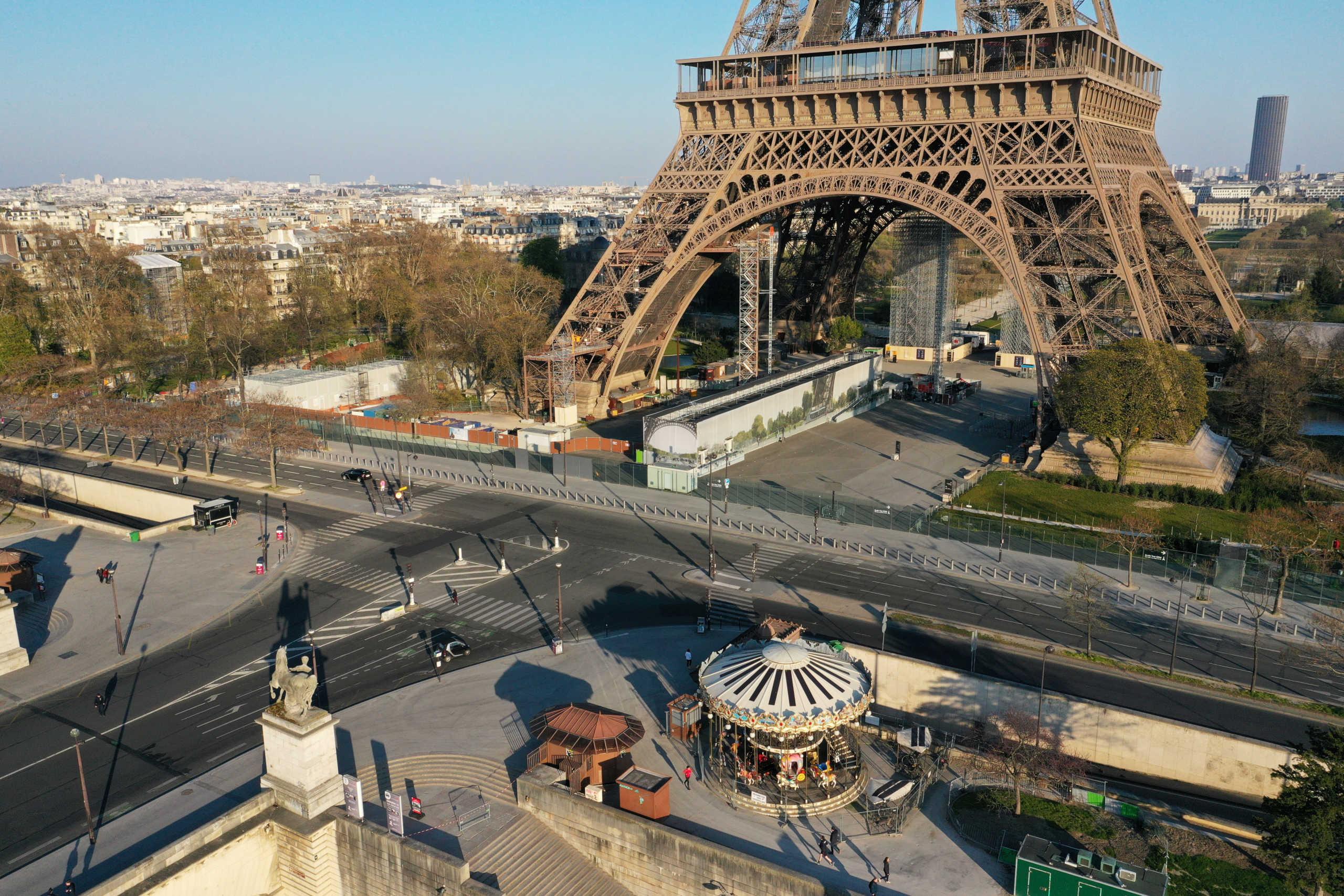 Γαλλία: Τέλος στην παρακολούθηση των πολιτών μέσω drone για τον κορονοϊό βάζει το ΣτΕ