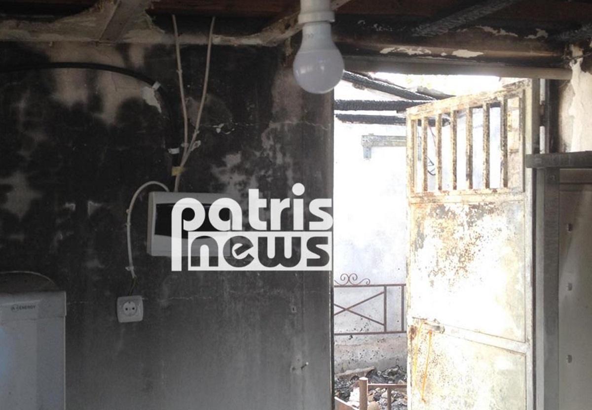 Τραγωδία στην Ηλεία! Βρέθηκε νεκρός μετά τη φωτιά