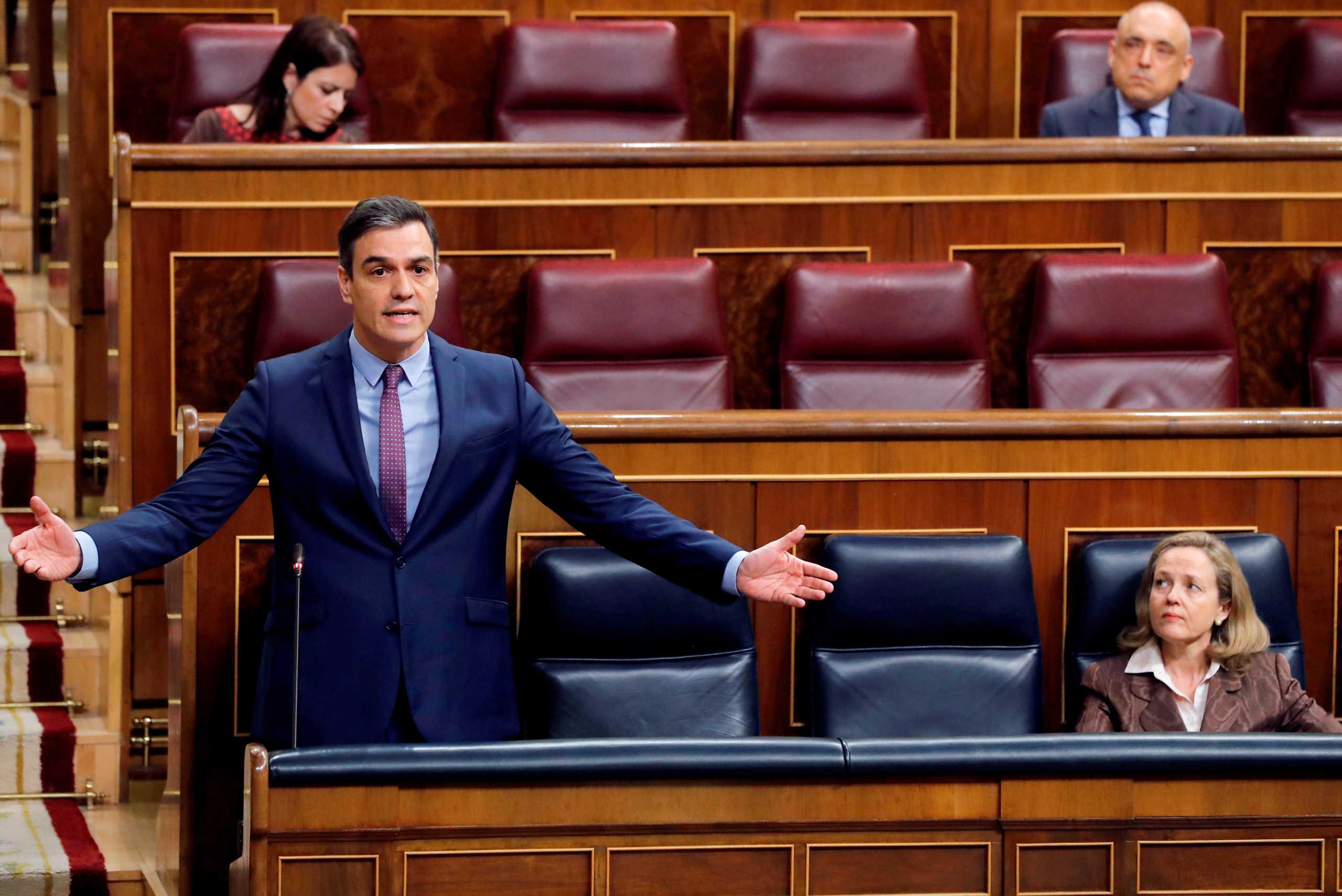 Ισπανία: Παρατείνεται η κατάσταση έκτακτης ανάγκης μέχρι τις 6 Ιουνίου
