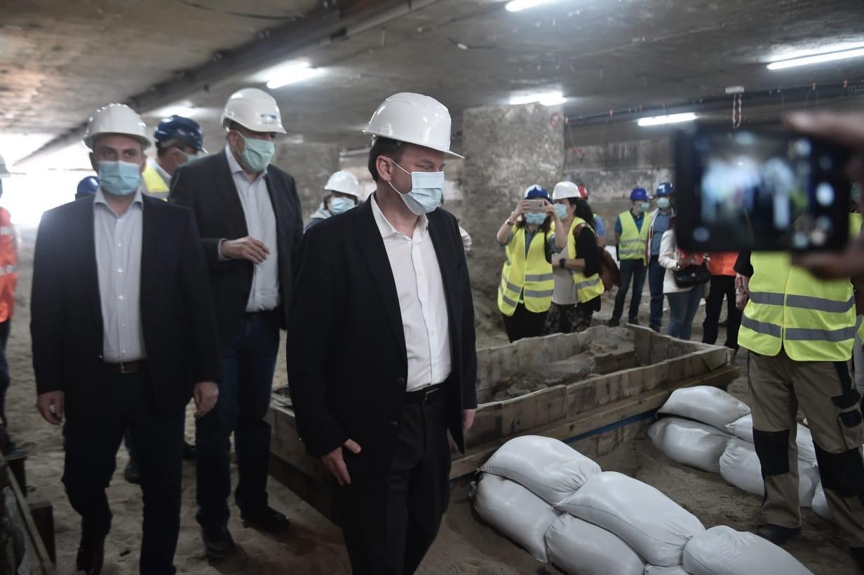 Έτσι θα είναι το Μετρό της Θεσσαλονίκης! Θα παραδοθεί ολόκληρο το 2023 (video)