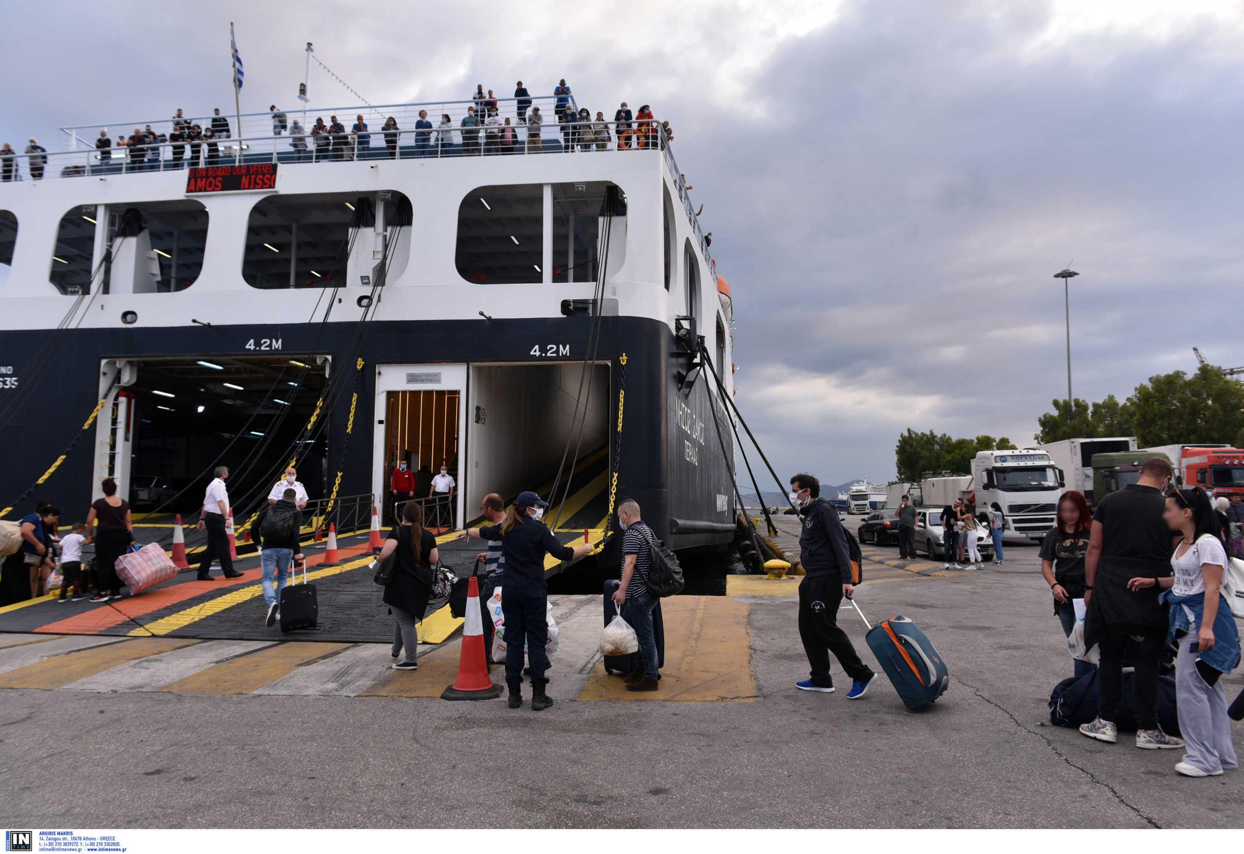 Κορονοϊός: Ποια πλοία κάνουν δρομολόγια και τι θα αλλάξει από τις 15 Ιουνίου