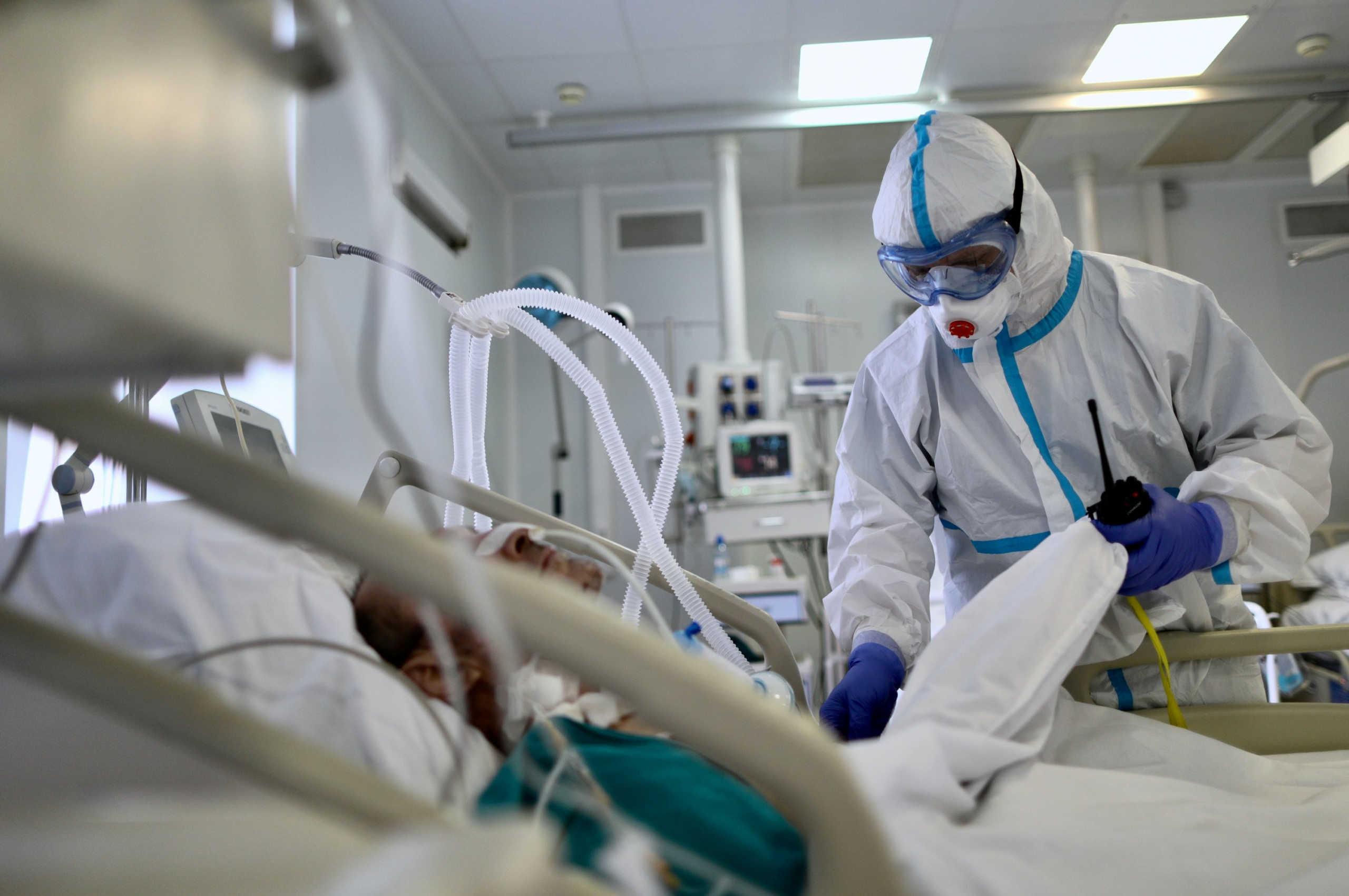 Κορονοϊός: Γιατί οι παχύσαρκοι κινδυνεύουν περισσότερο από τον φονικό ιό