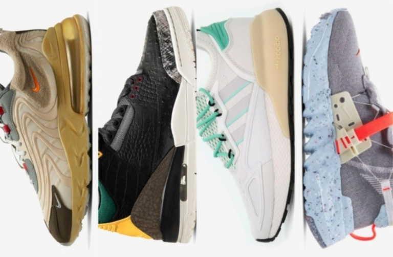 Τα 13 καλύτερα sneakers που θα κυκλοφορήσουν αυτές τις ημέρες
