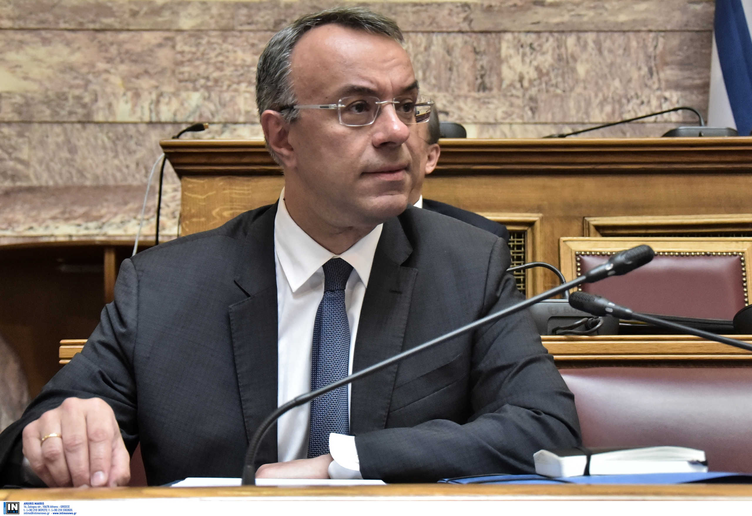 Σταϊκούρας: Έτοιμο να στηρίξει τις επιλογές της κυβέρνησης για την πανδημία το υπουργείο Οικονομικών