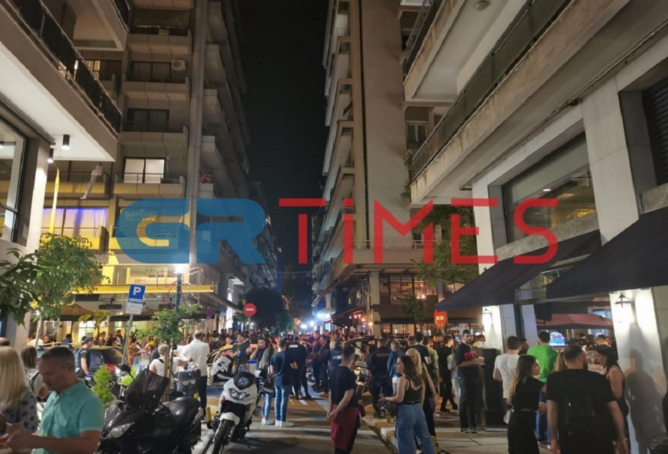 Θεσσαλονίκη: Ο κακός χαμός για ένα κοκτέιλ κι απόψε – «Έπεσαν» πρόστιμα για τον συνωστισμό – Ειδήσεις