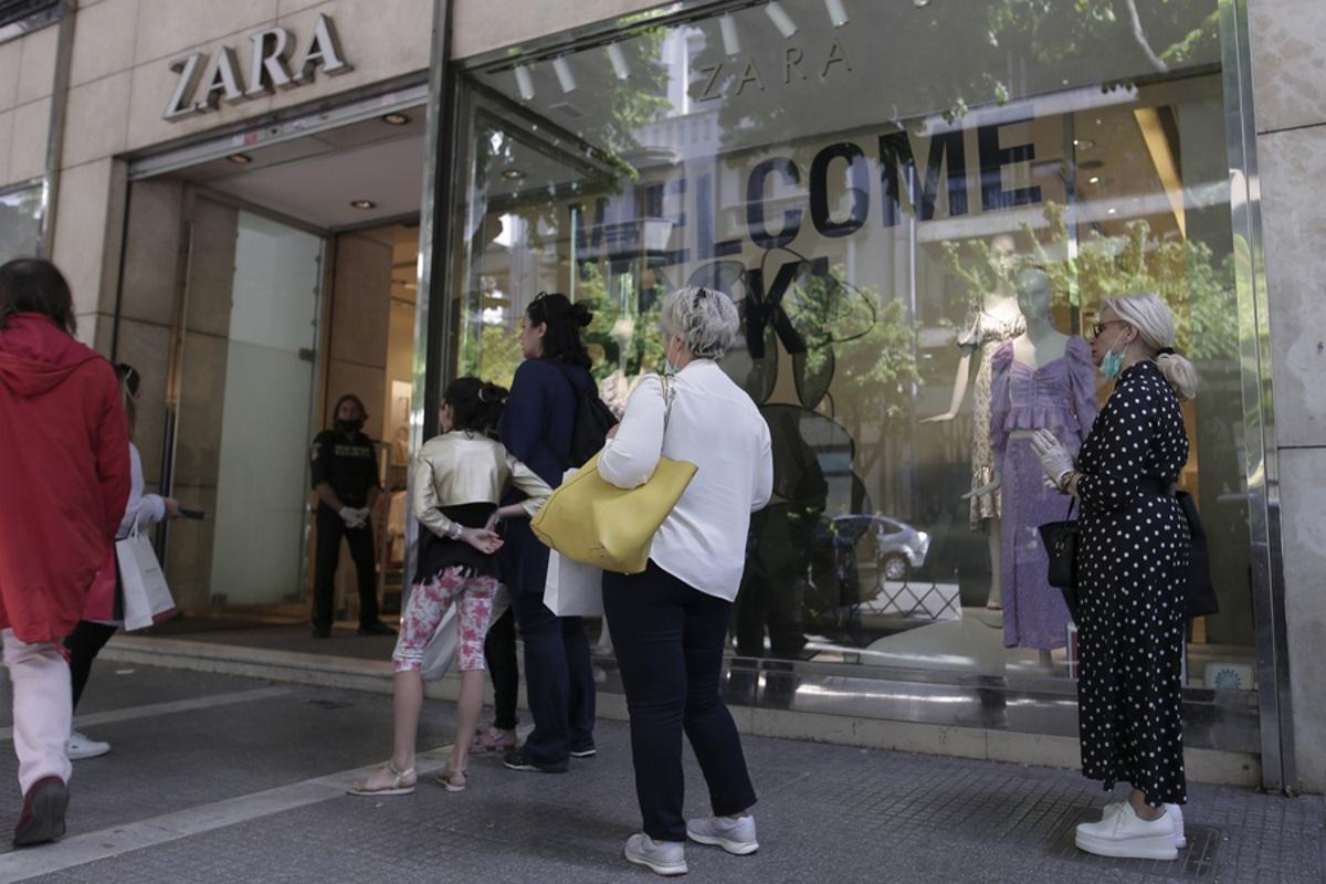 Σε δύο ταχύτητες η κίνηση στα μαγαζιά της Θεσσαλονίκης
