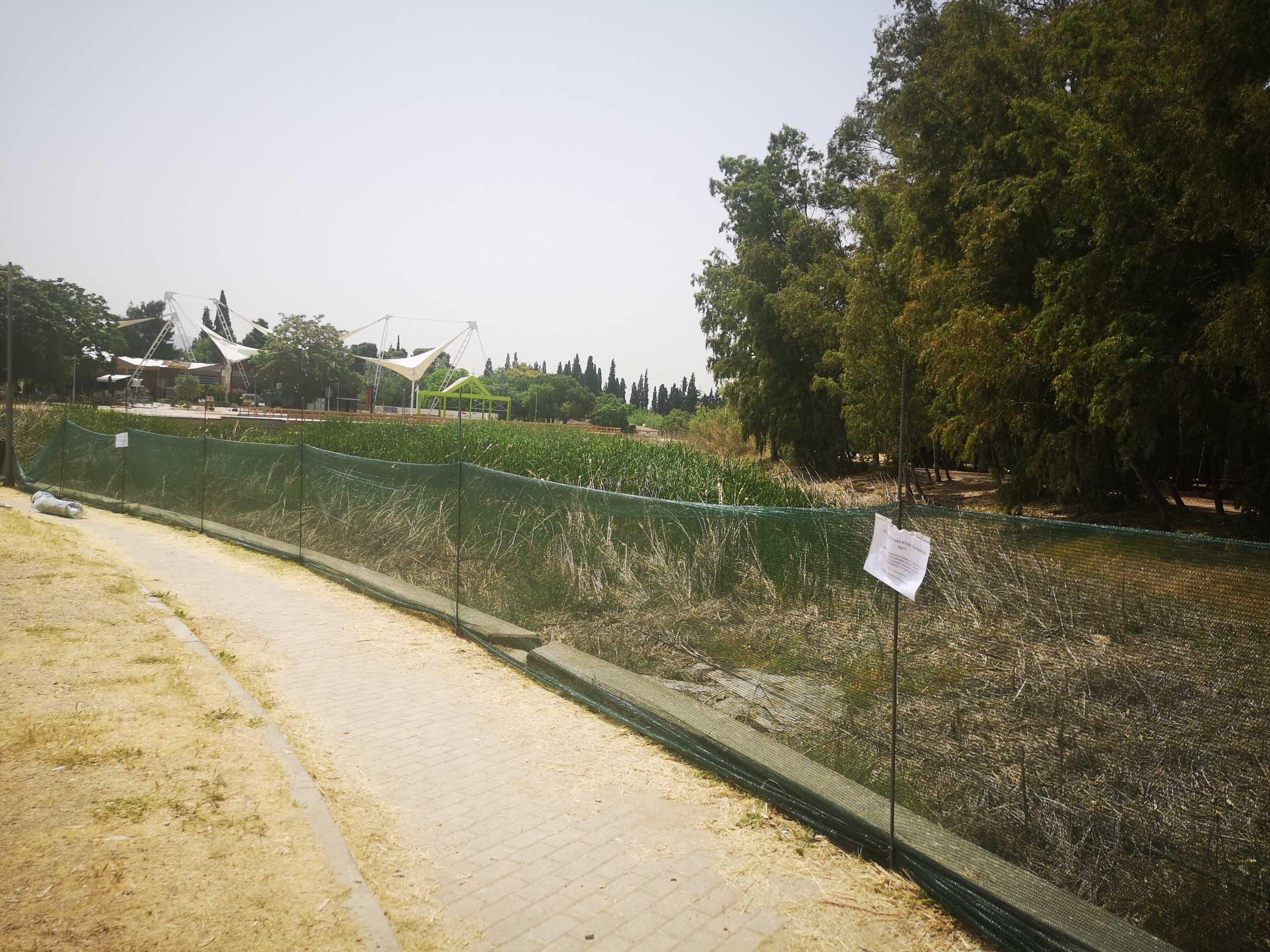 """Αλλάζει όψη το πάρκο """"Αντώνης Τρίτσης"""" (pics)"""