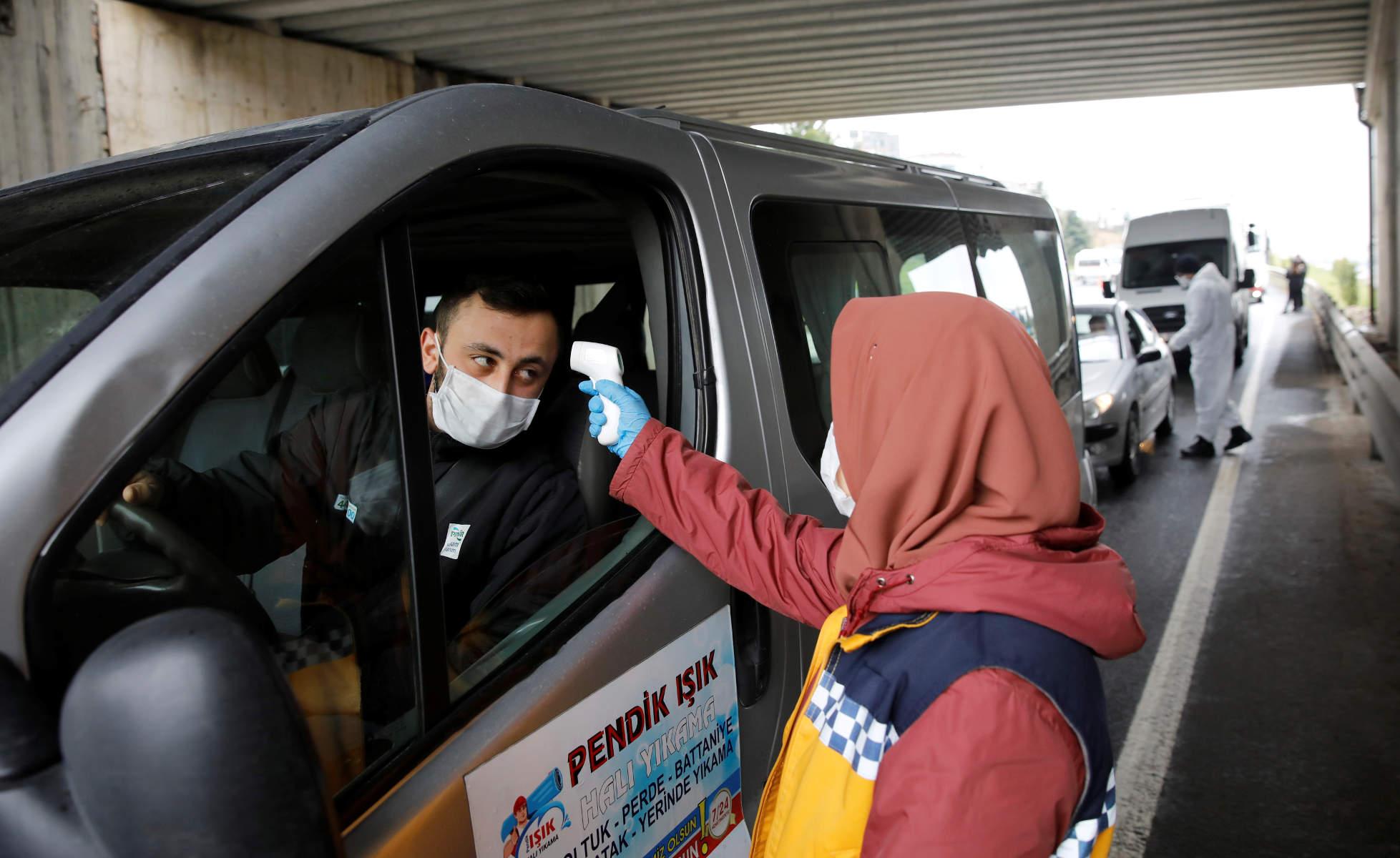 Τουρκία: 21.061 κρούσματα και 95 θάνατοι από κορονοϊό την τελευταία ημέρα