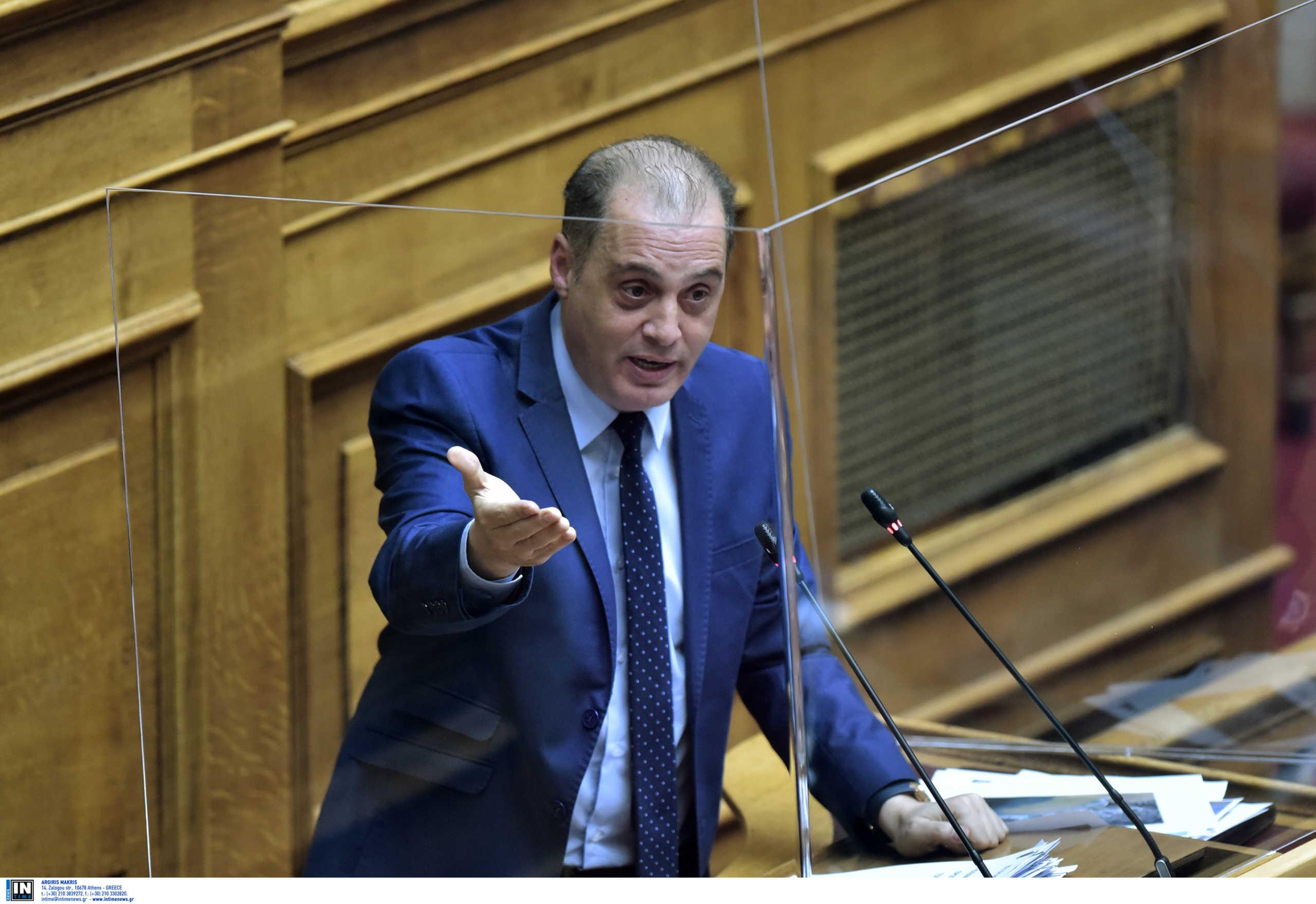 Κυριάκος Βελόπουλος: Άρση της ασυλίας του ψήφισε η Βουλή