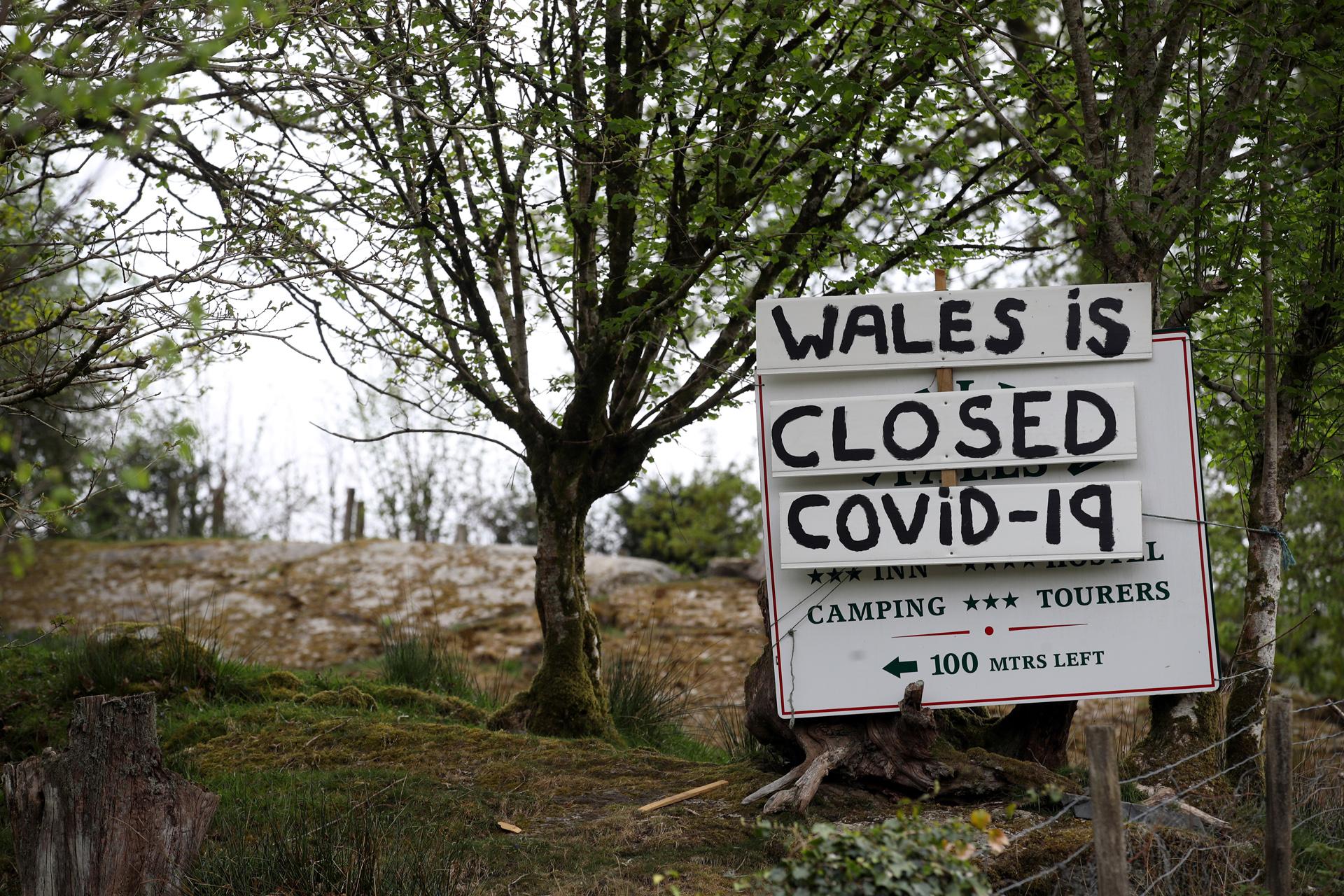 Lockdown αλλά με αλλαγές ανακοίνωσε η Ουαλία