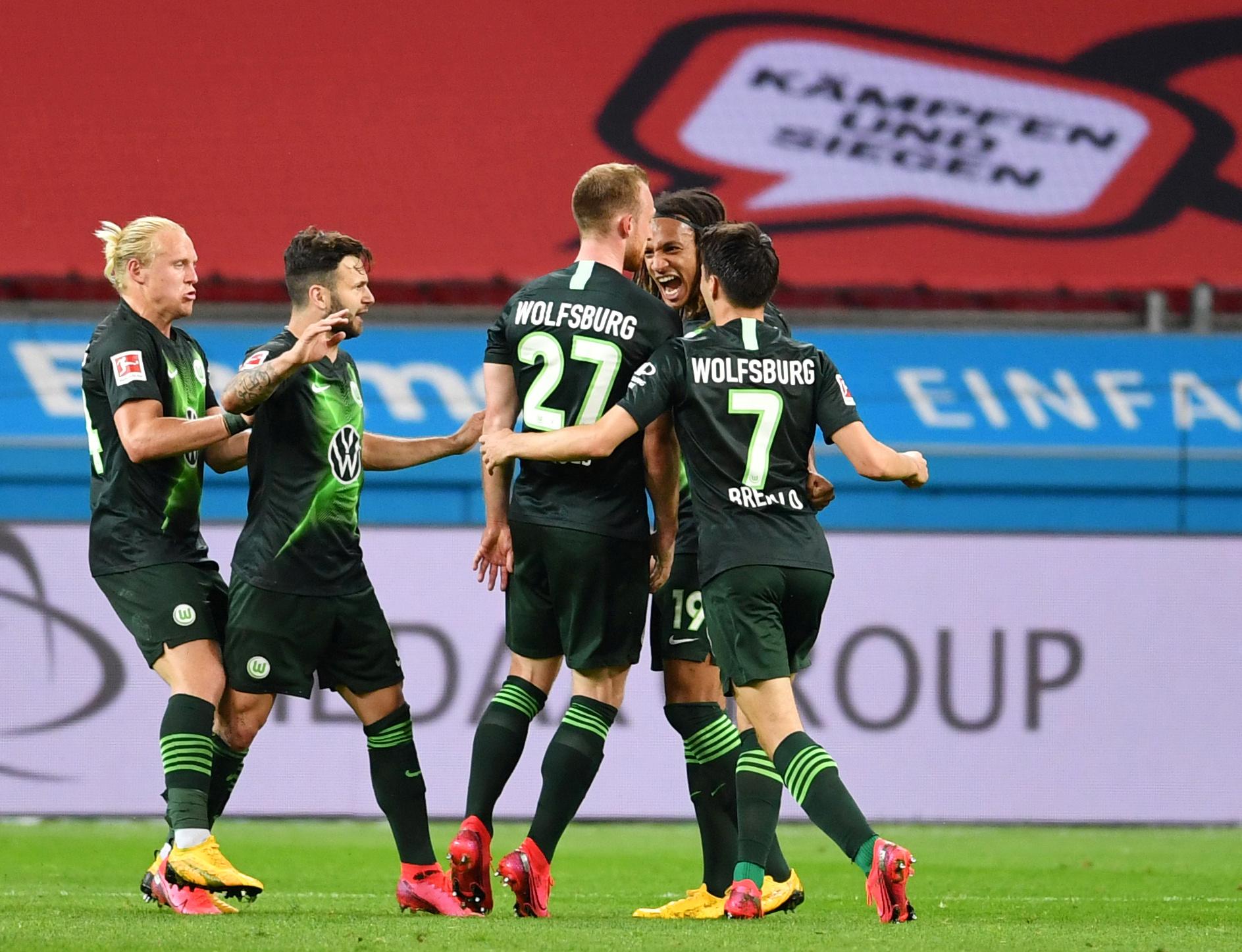 "Bundesliga: ""Γκέλα"" για την Γκλάντμπαχ – ""Τεσσάρα"" Ευρώπης από τη Βόλφσμπουργκ (videos)"